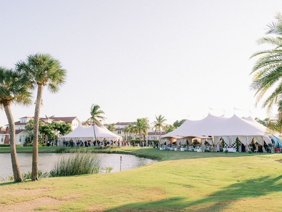 tented estate wedding