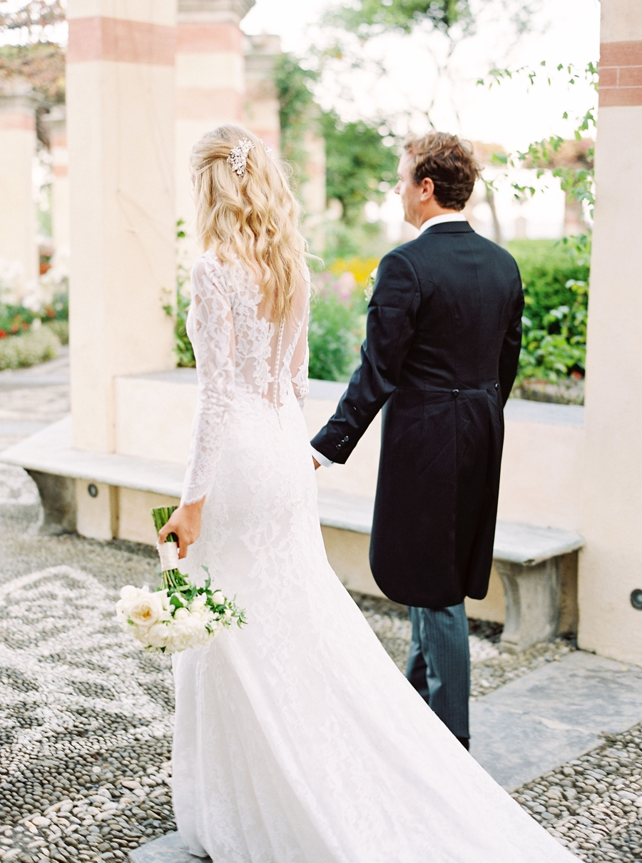 PORTOFINO, ITALY DESTINATION WEDDING