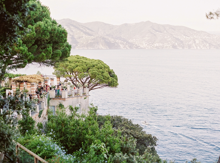 portofino wedding