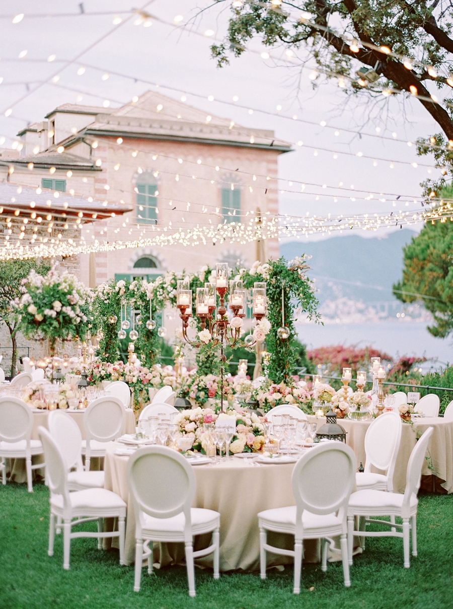 PORTOFINO, ITALY WEDDING