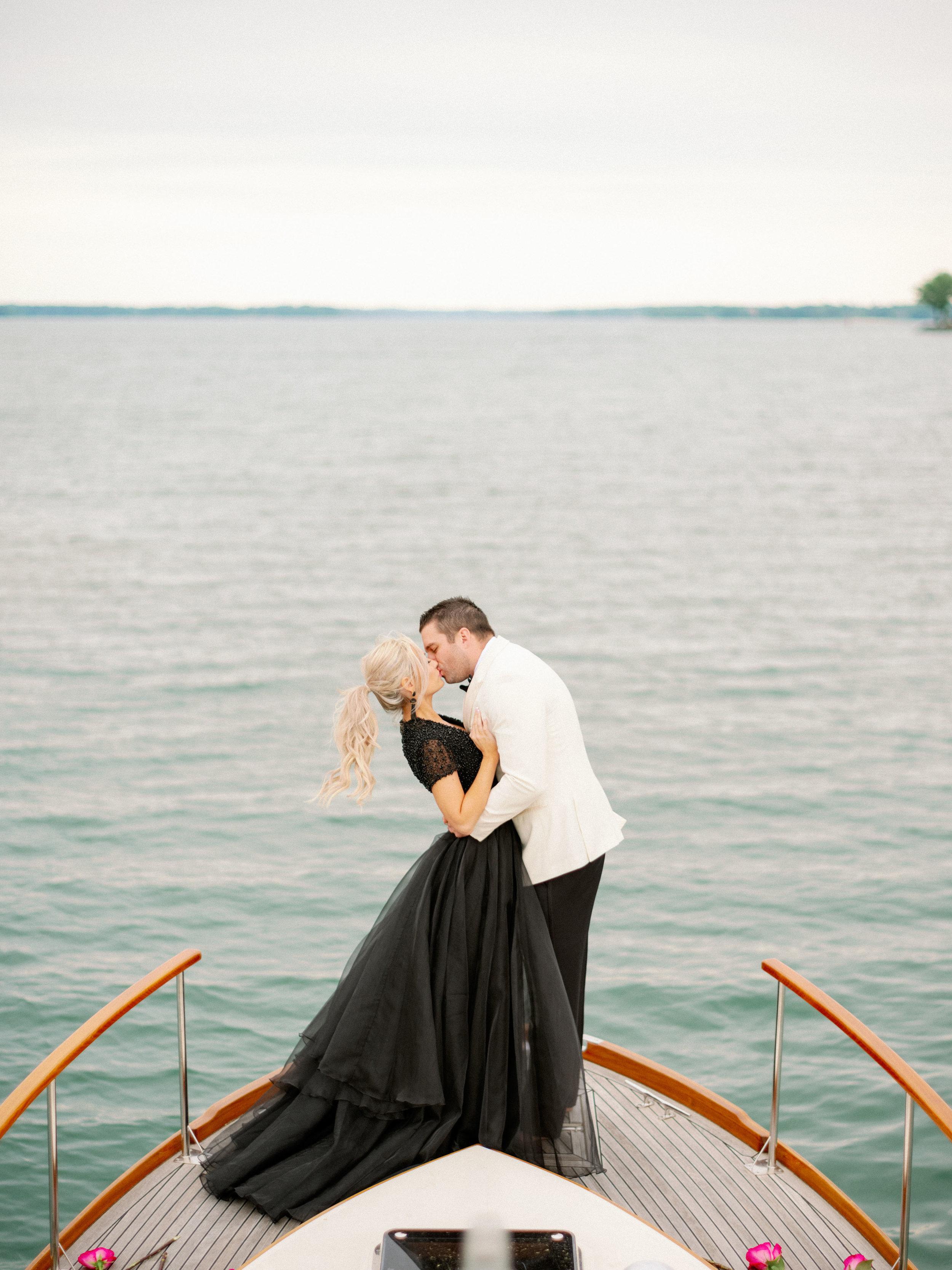 charlotte north carolina lake norman  engagement photos