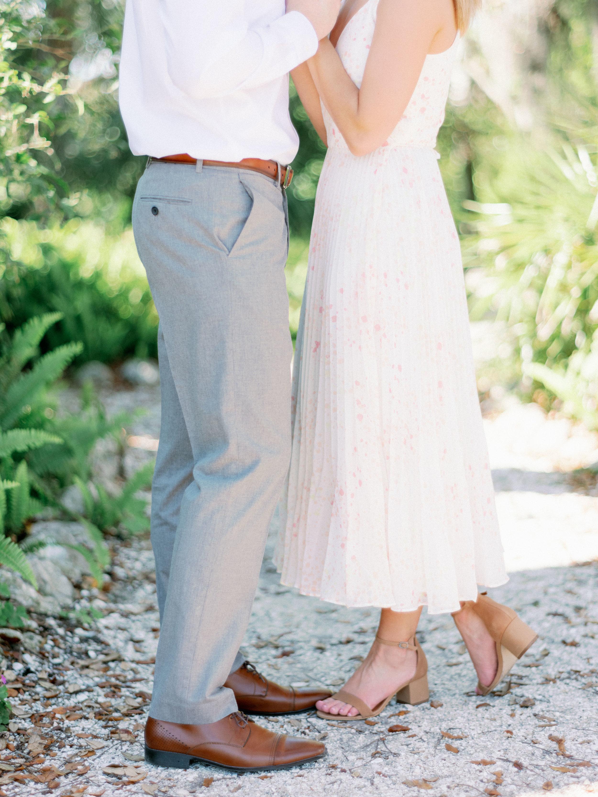 marie selby botanical gardens sarasota florida engagement