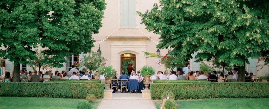 Sadaf & Alan - Chateau Grimaldi