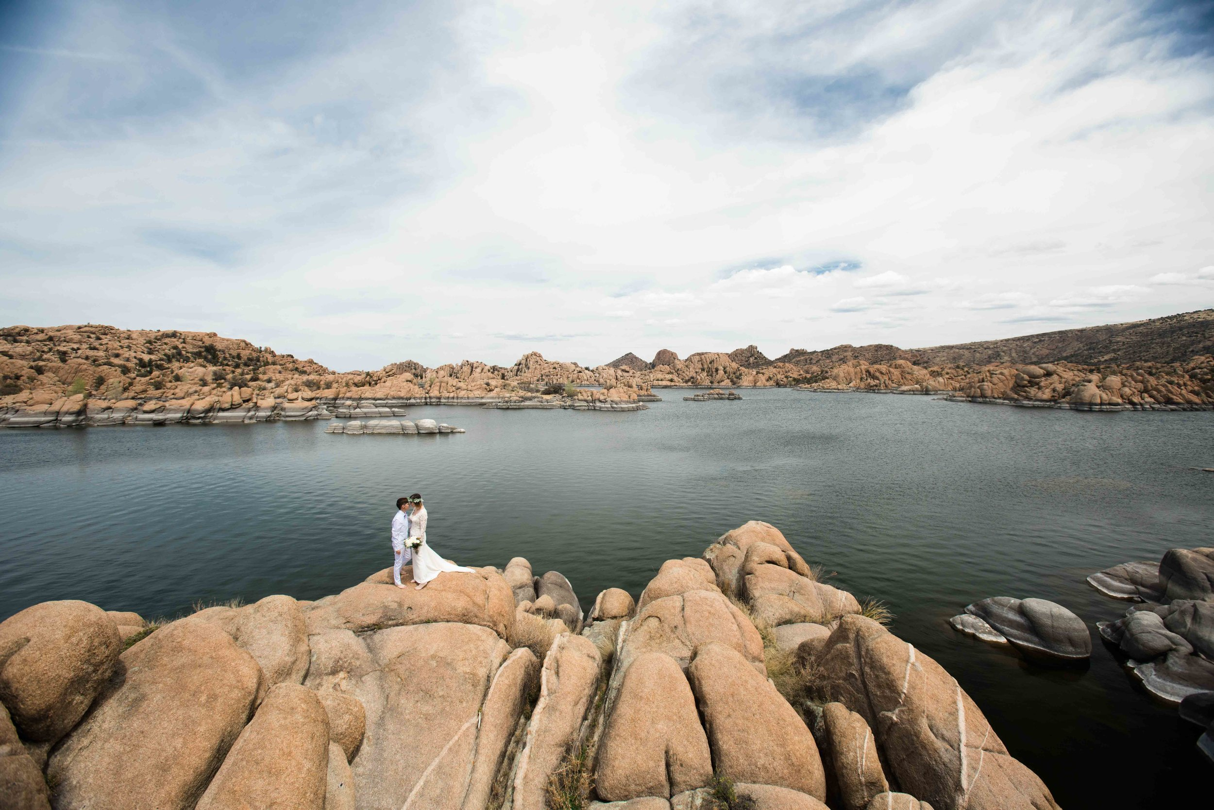 Arizona Elopement Photographer
