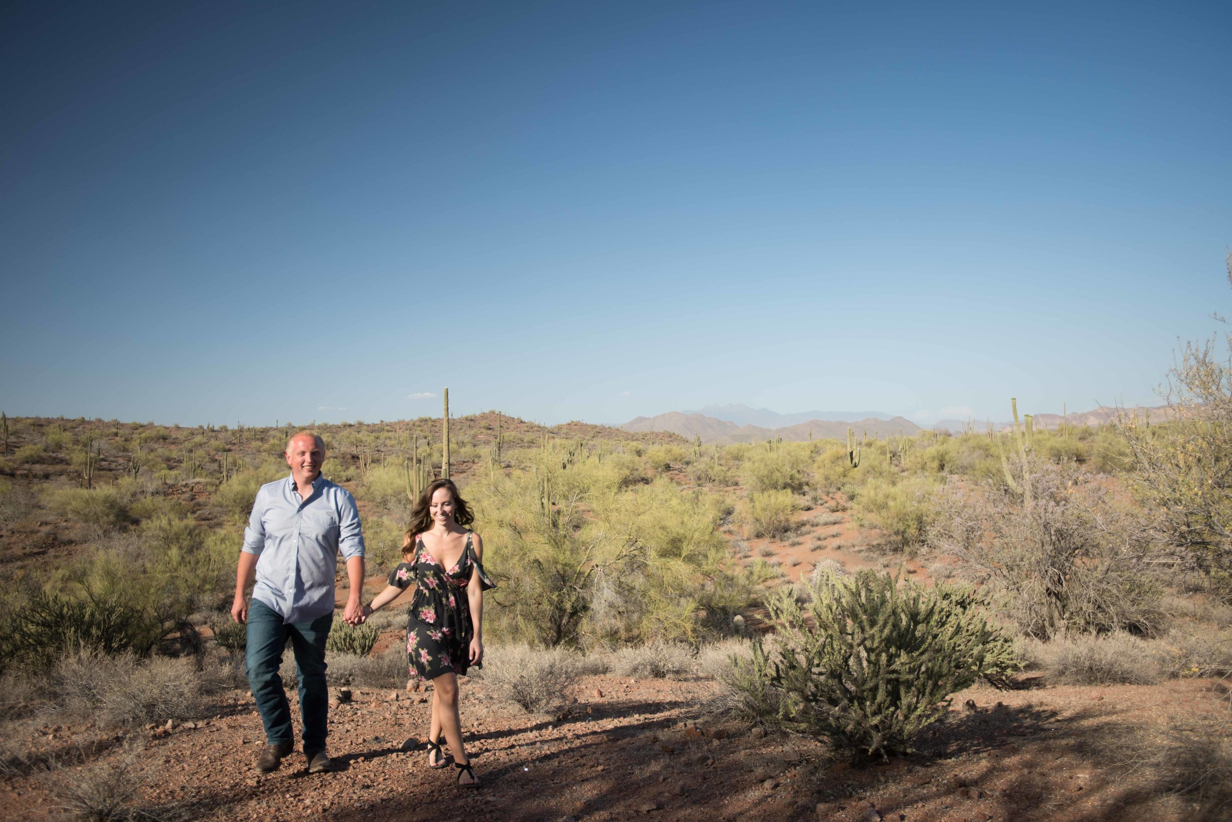 Phoenix, Arizona Engagement Photographer
