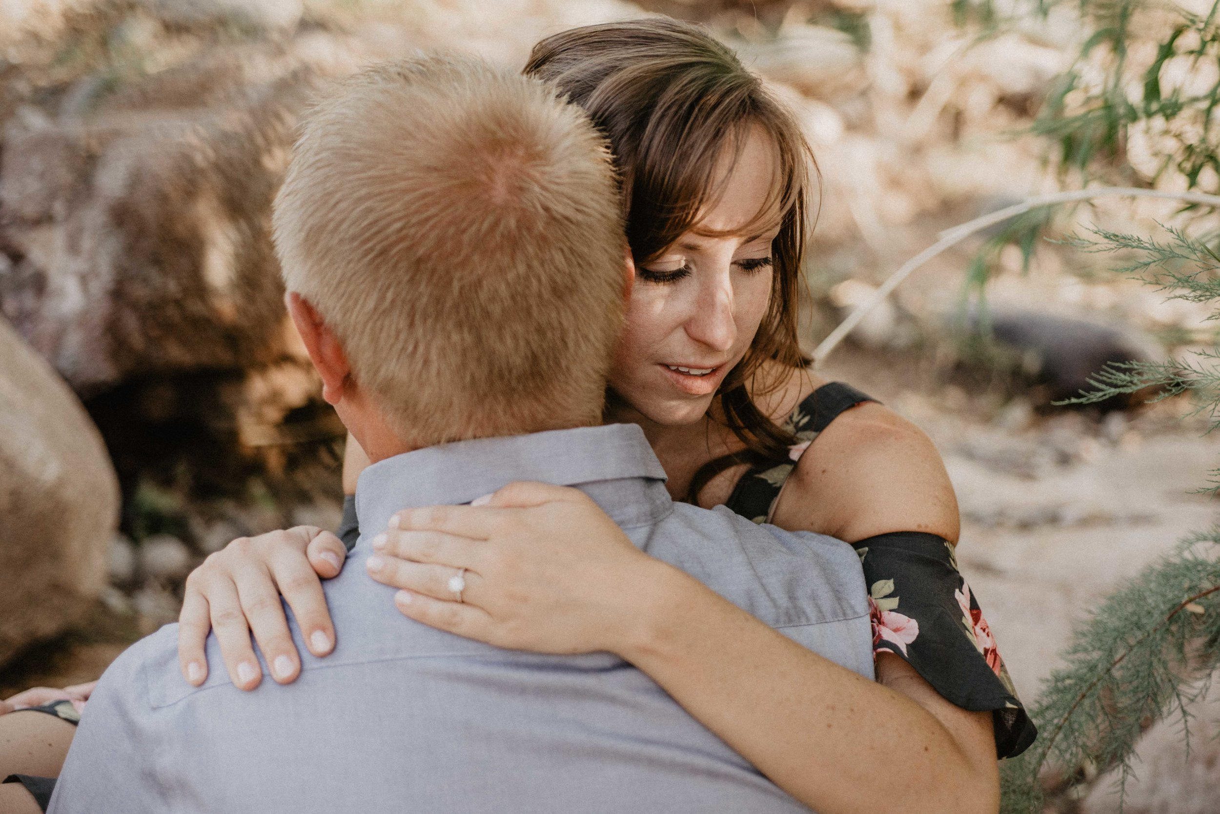 Mesa Arizona Engagement Photographer - Phoenix Wedding Photography