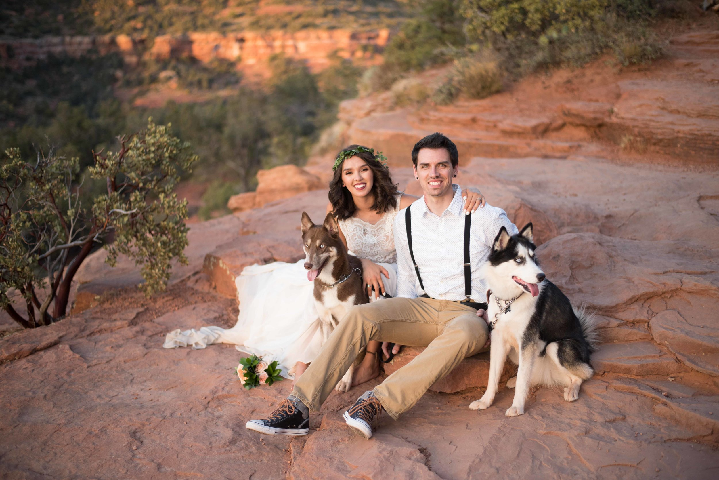 Sedona Arizona Elopement Photographer