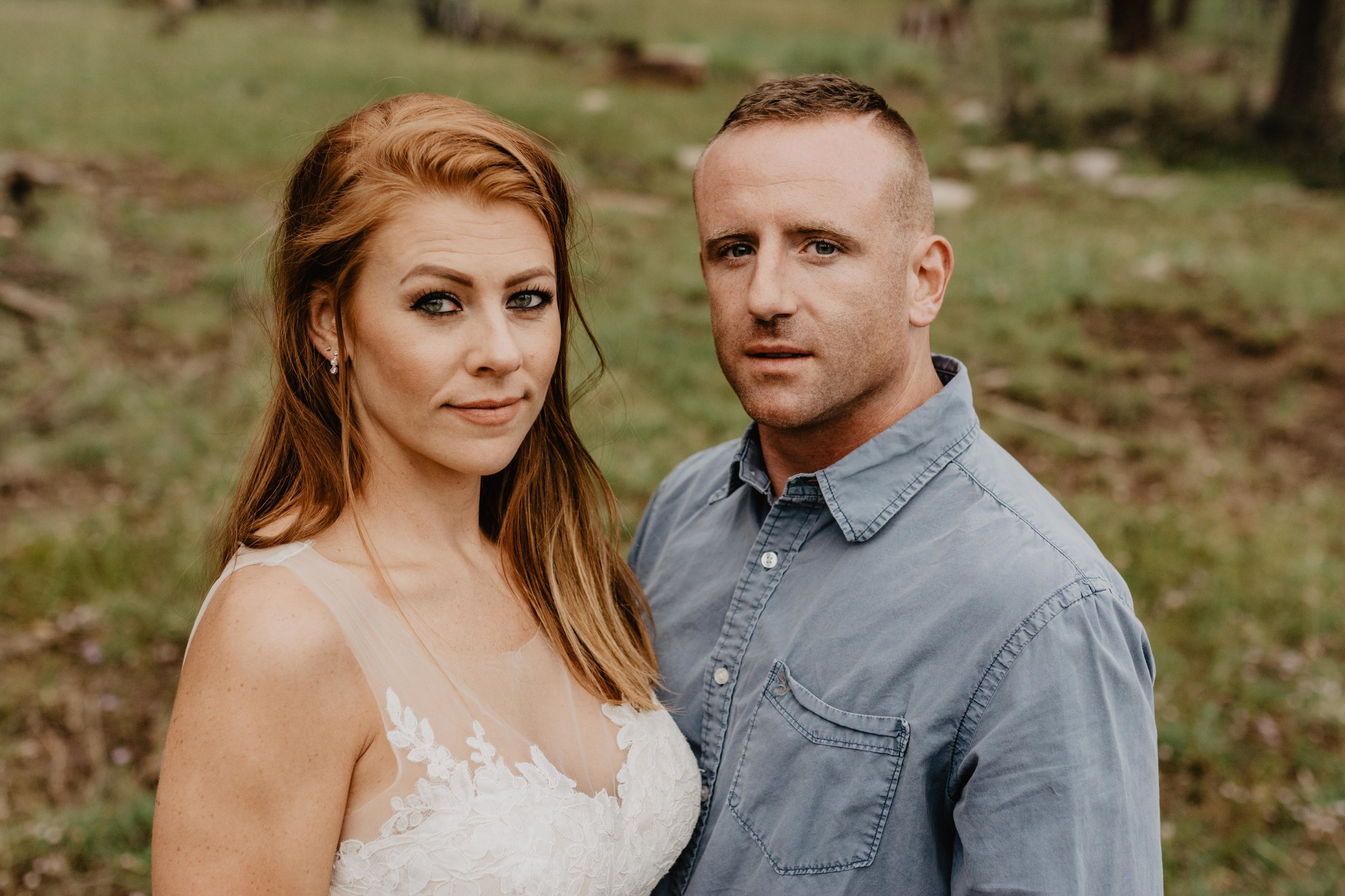 Arizona Adventure Elopement Photographer - Phoenix Wedding Dress Rental