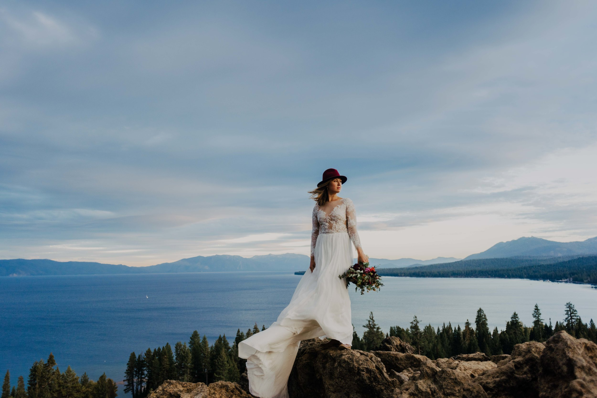 Elopement Wedding Dress rental