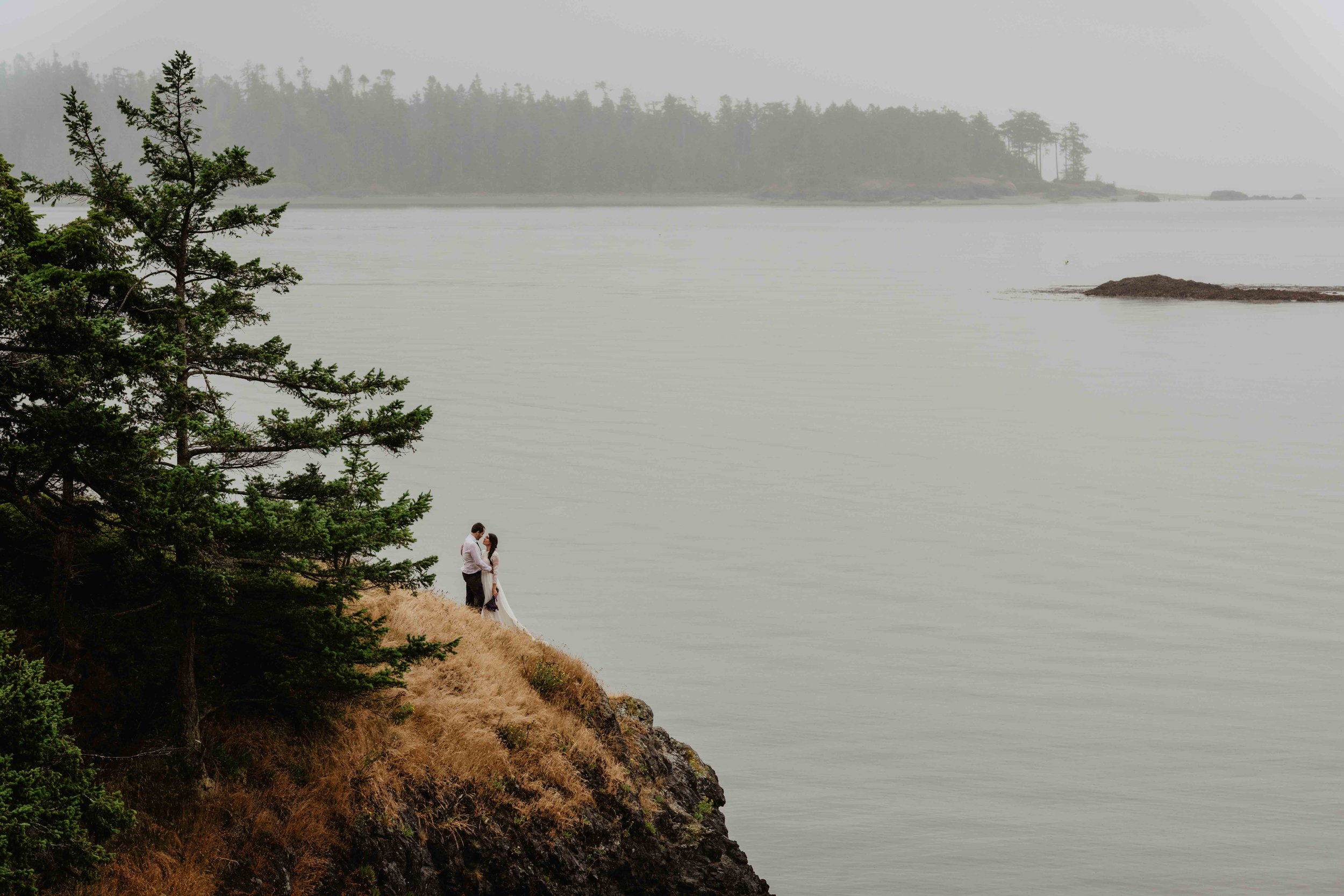 Northern Washington Elopement Photographer - Anacortes ELopement Photographer