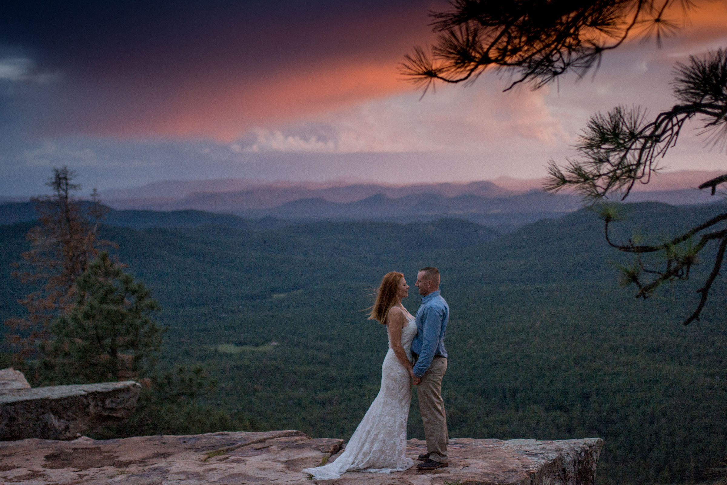Thinking of eloping or have more questions about elopements? Connect with me! -