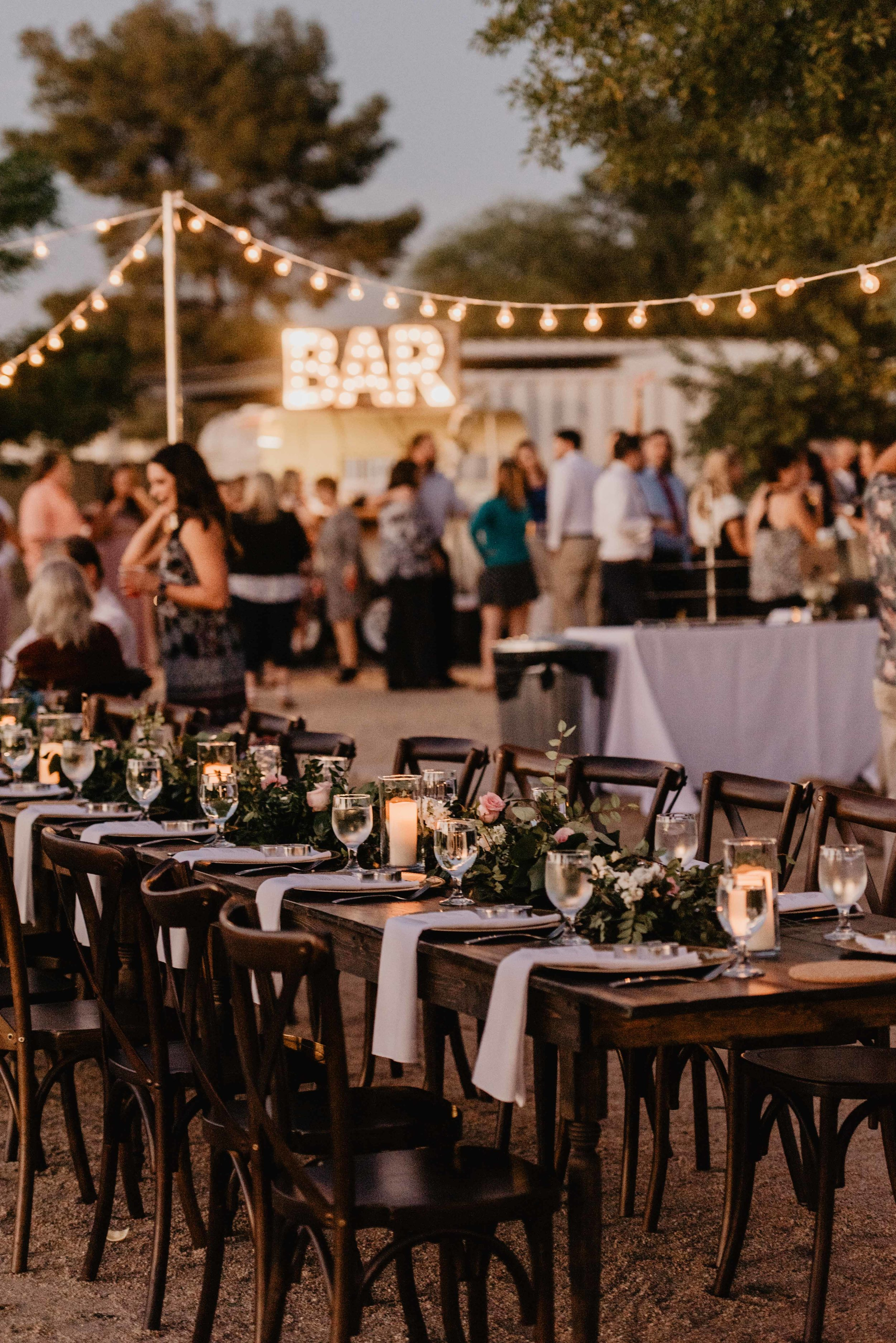 peoria backyard wedding photographer - DIY Backyard Wedding - Arizona Intimate Wedding Photograper - Backyard Arizona Wedding DIY Reception