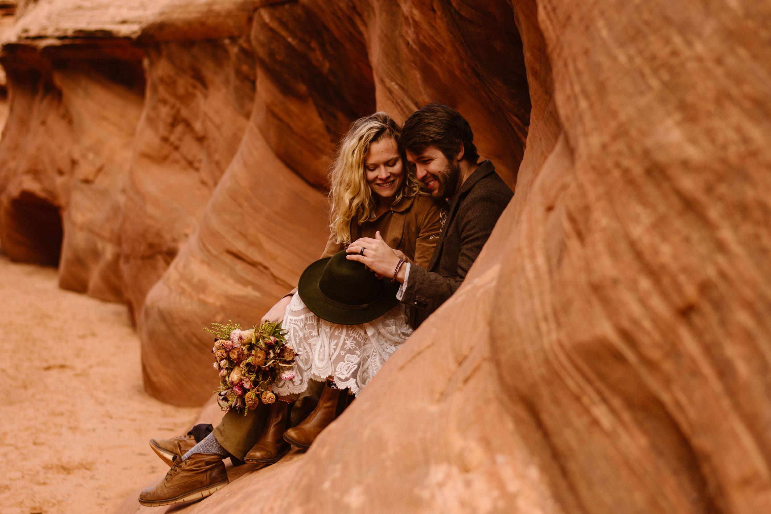 best-arizona-elopement-photograper