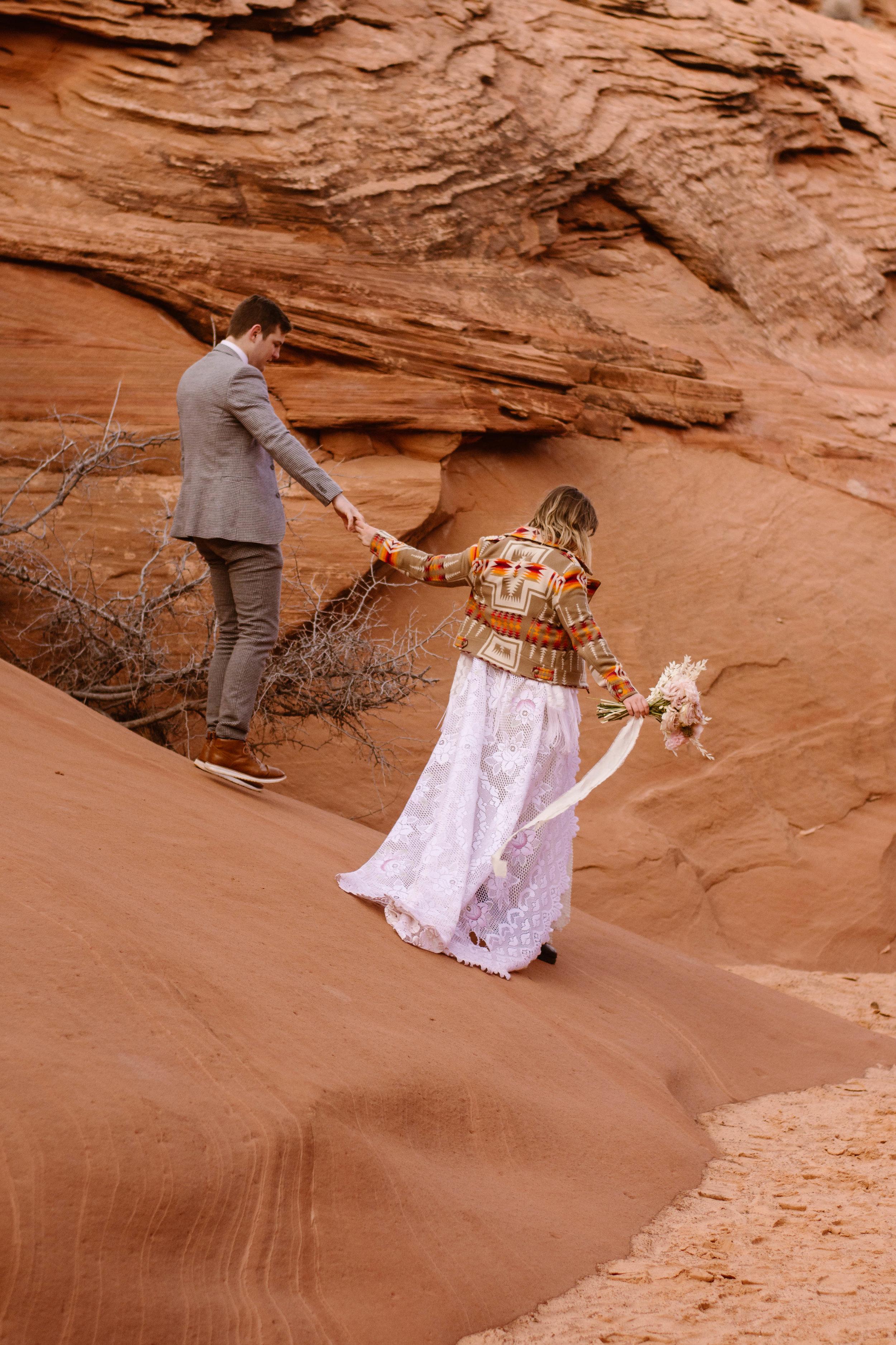 desert-elopement
