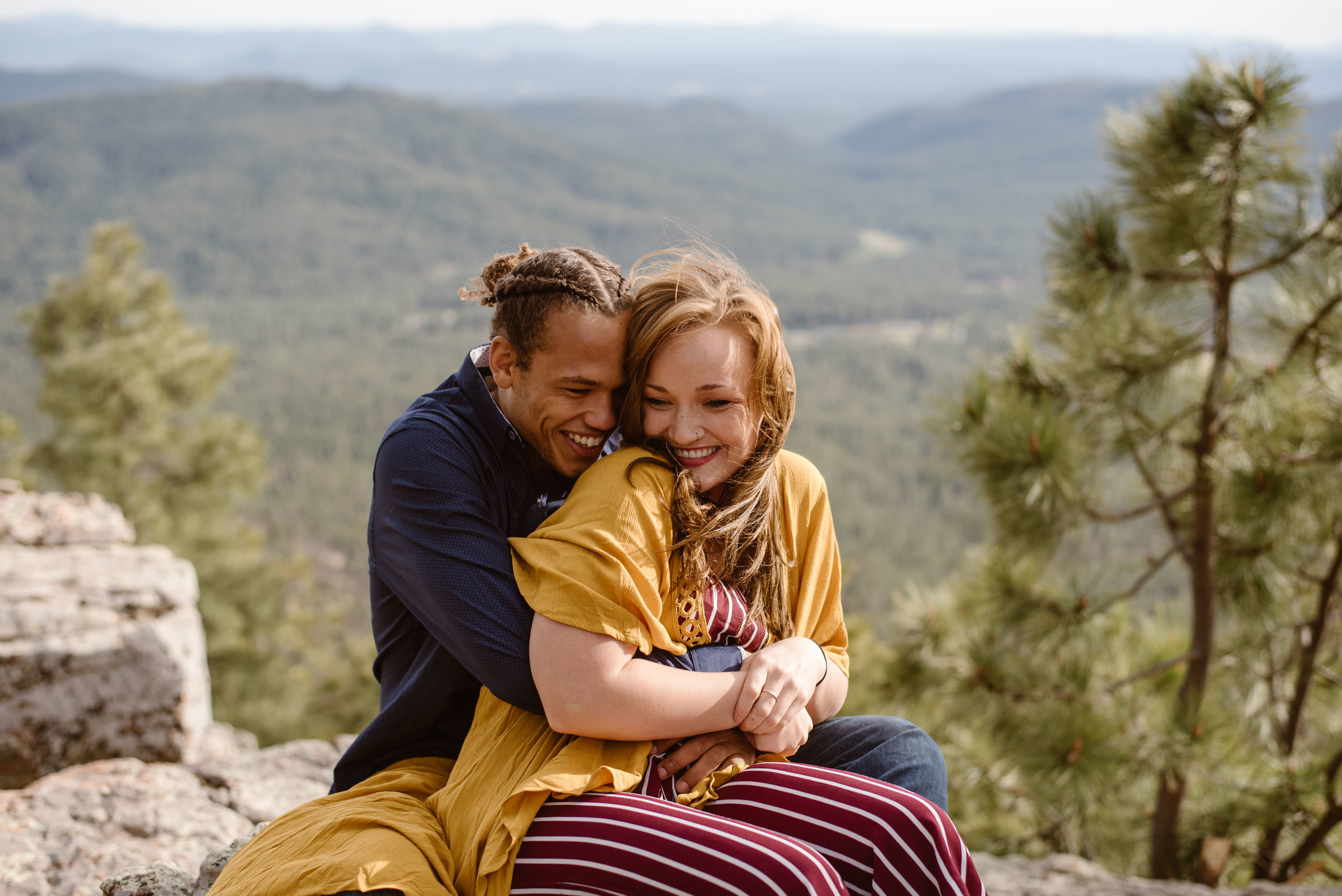 mountain-engagement-session