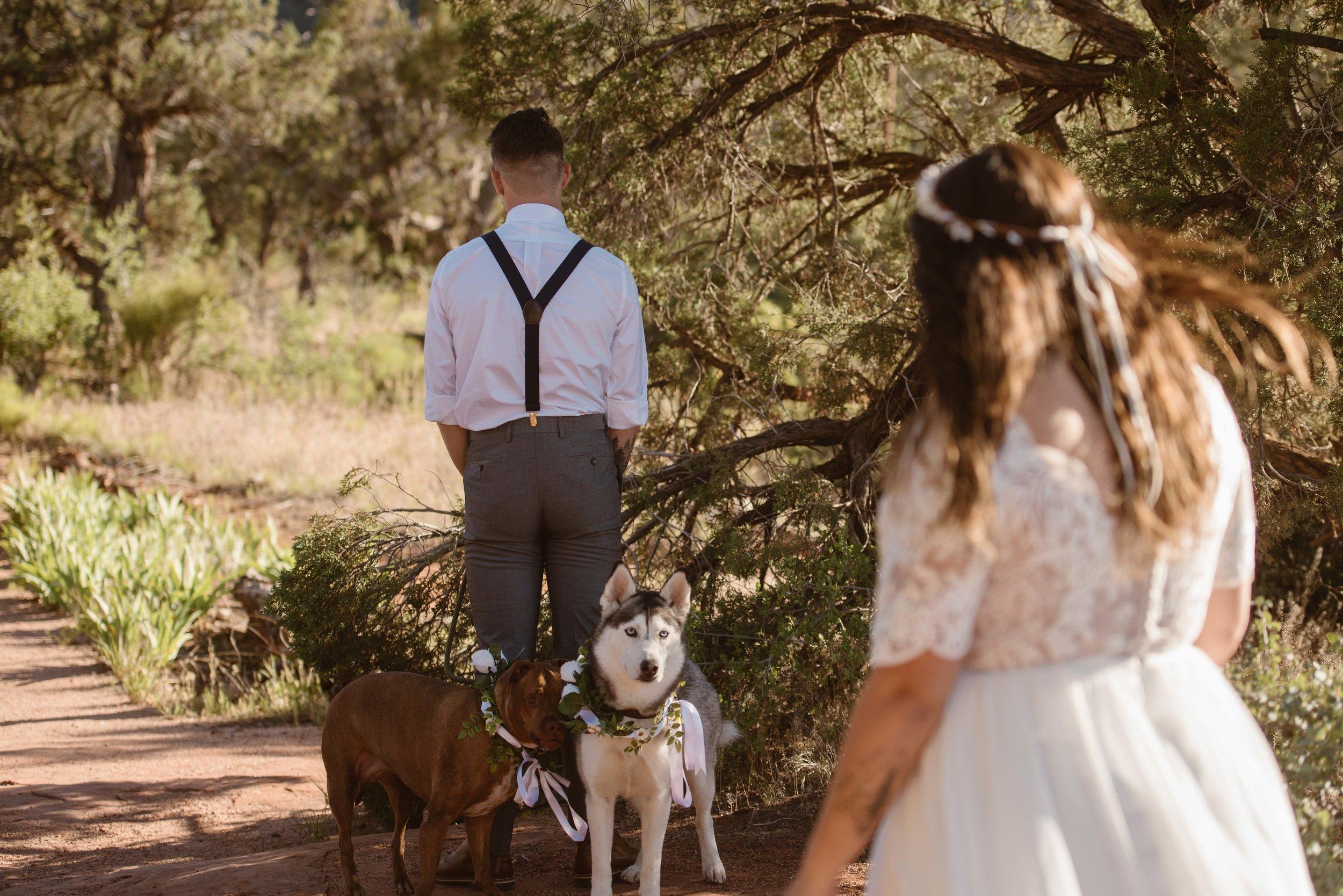elopement-first-look