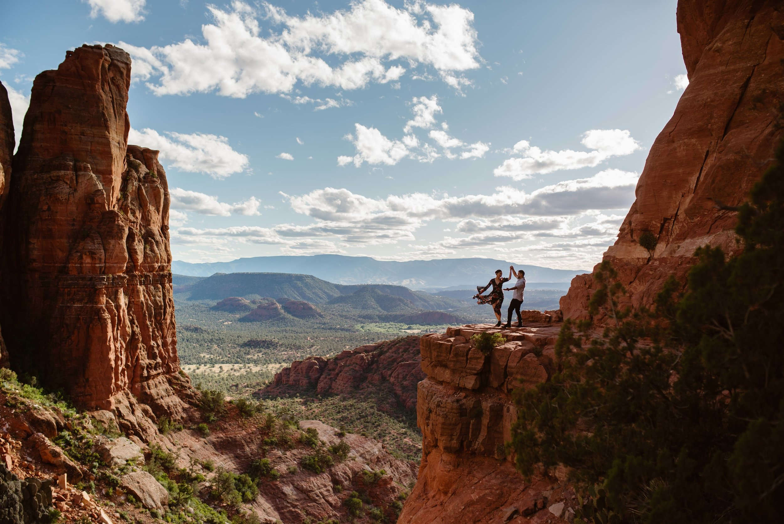 cathedral-rock-engagement-session