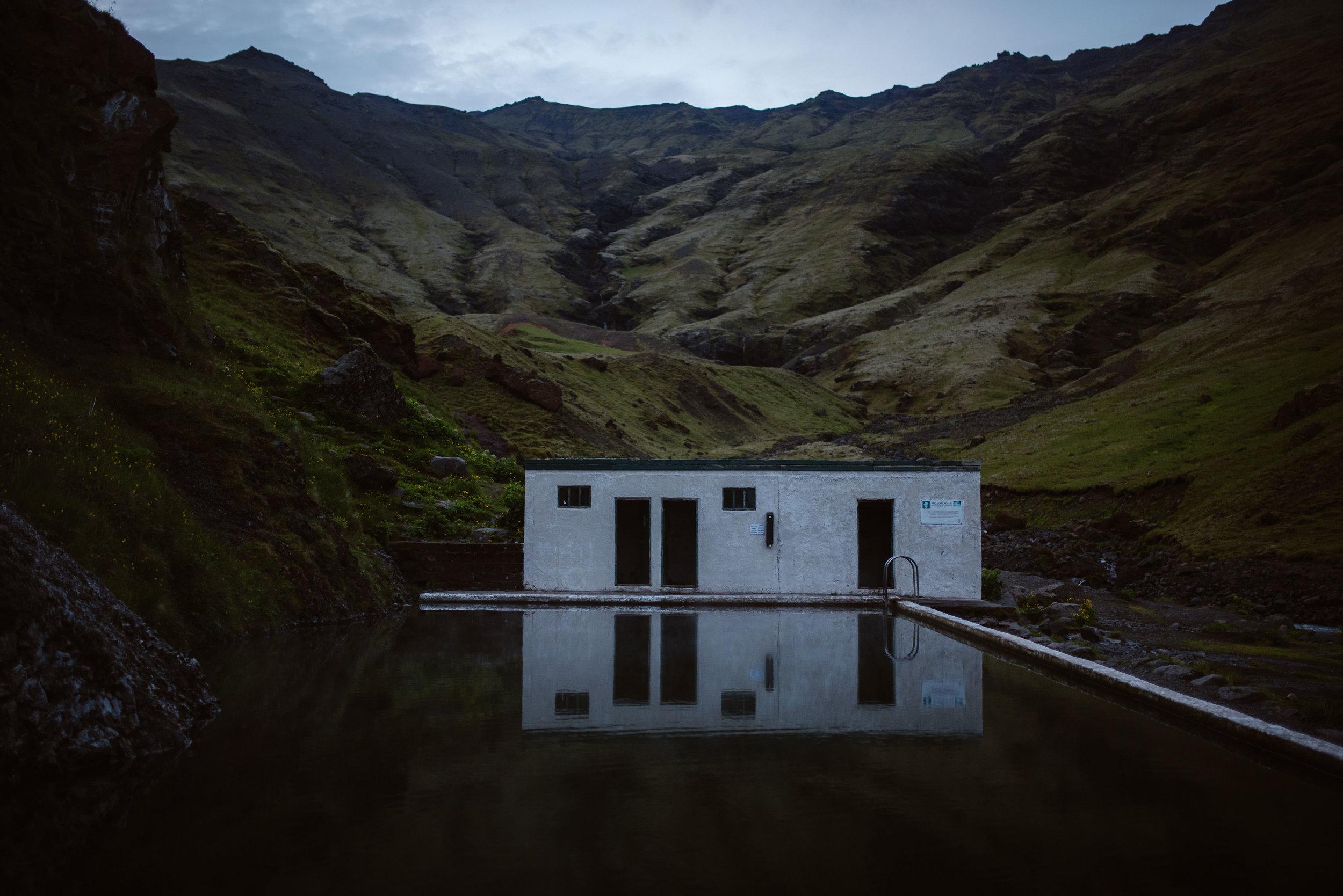 Seljavallalaug-Iceland