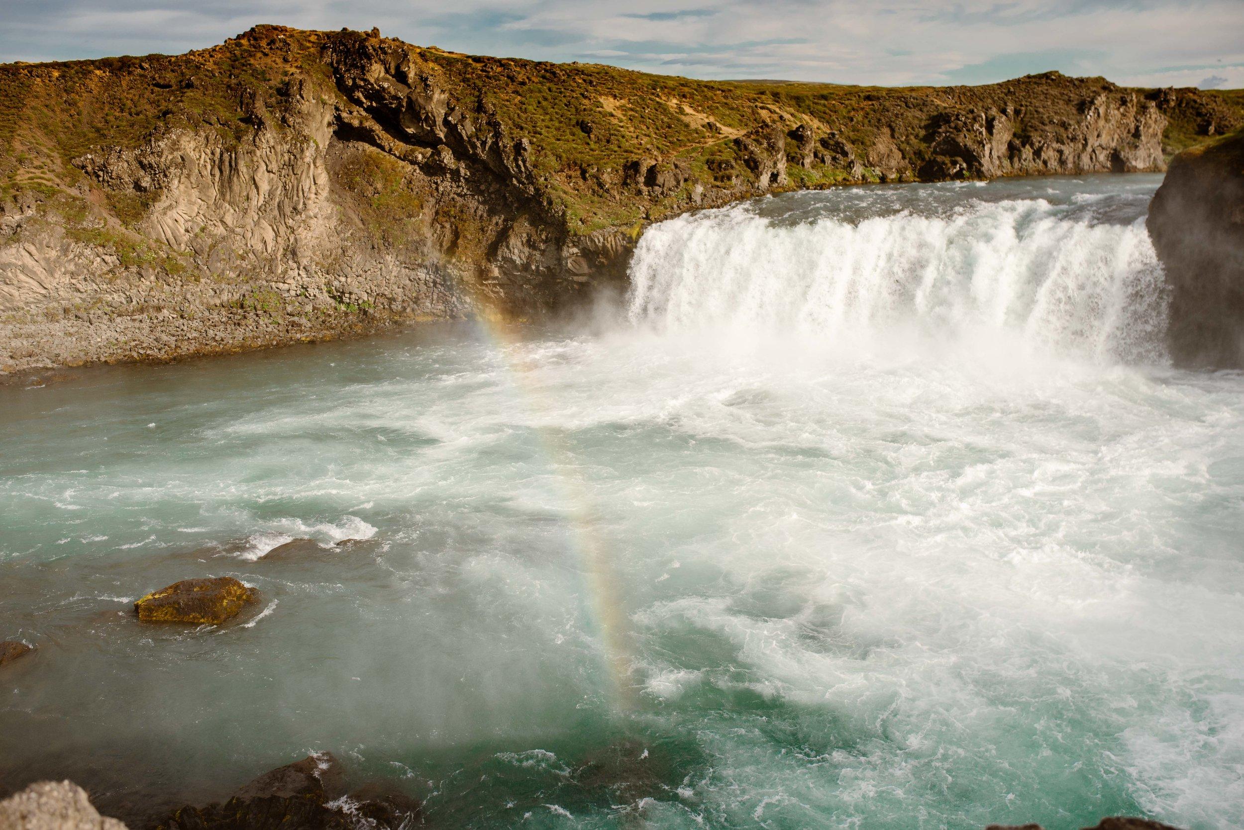 Hengifoss-Waterfall-Iceland