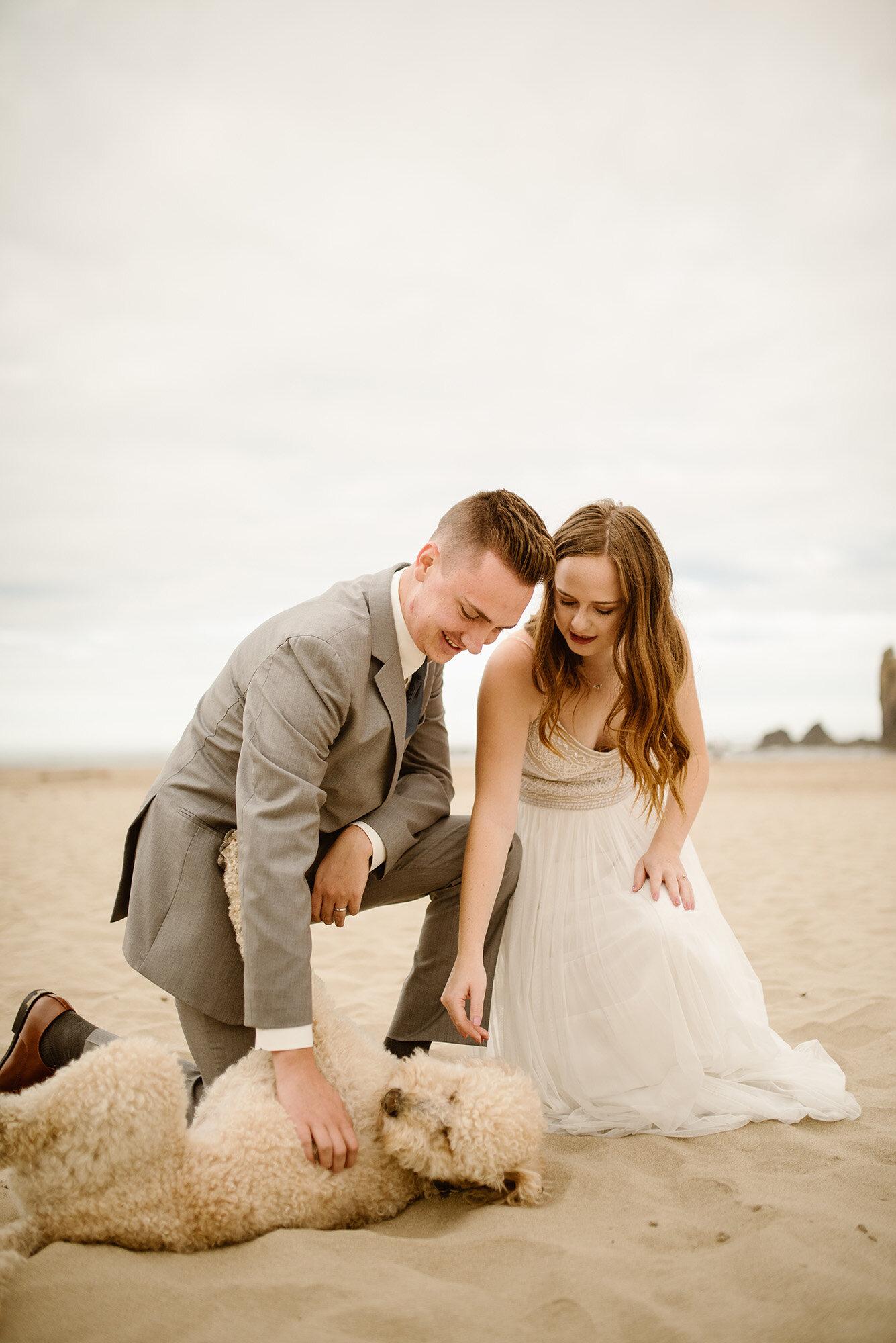 cannon-beach-elopement-photographer
