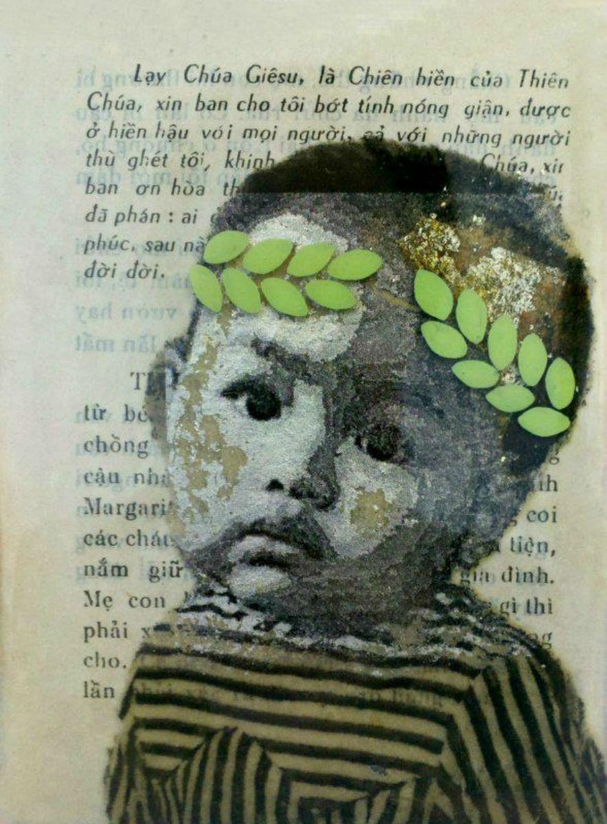Figurative - 2011 -  Family Tree -  Pasqual baby.jpg