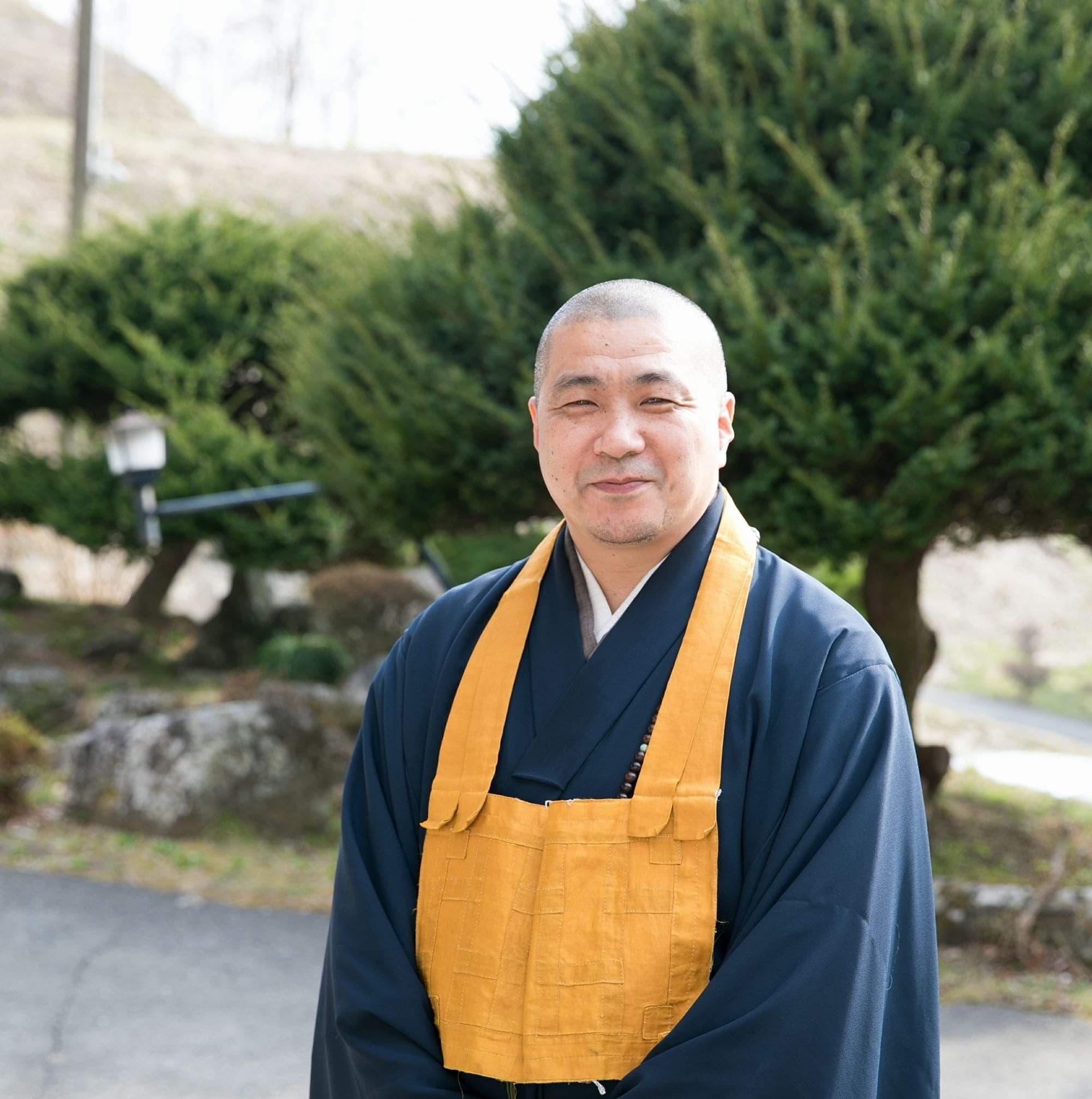 Zen Priest Ryoki Sato