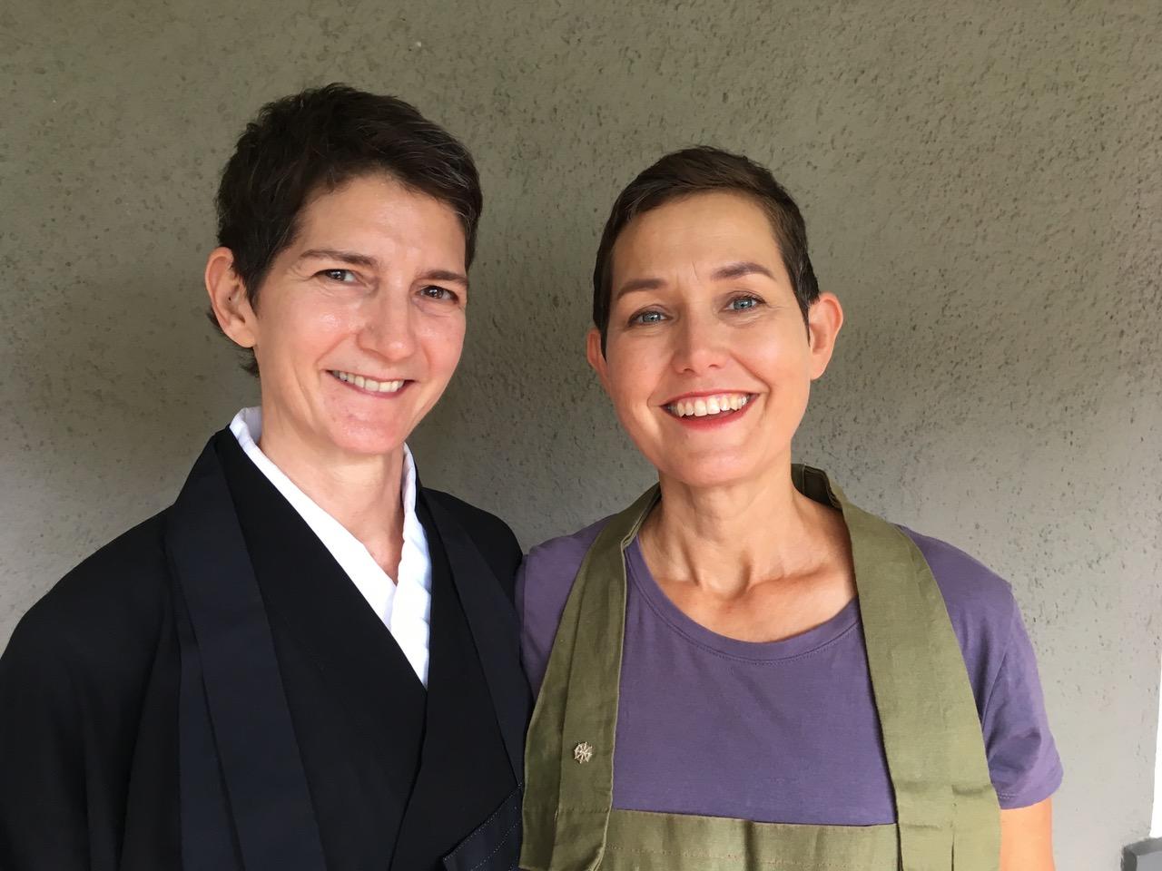 Tricia McFarlin & Mary Carol Edwards
