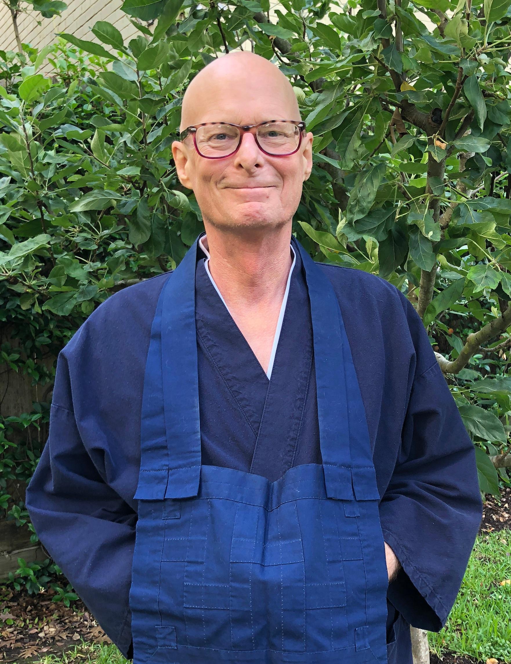 Terry H. Andrews, Shōhō Kōji