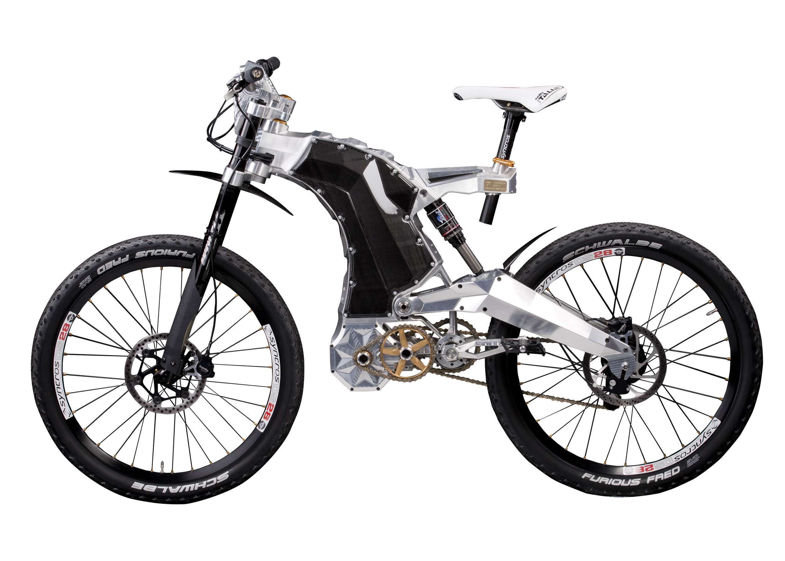 M55 TERMINUS - THE WORLD'S FASTEST ELECTRIC BICYCLE (video)