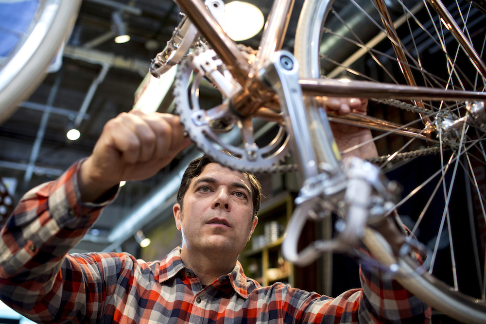 BICYCLES MAKE JOBS (article)
