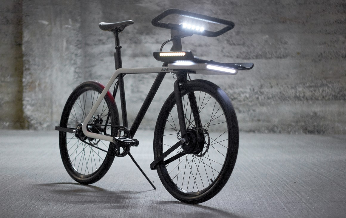 TEAGUE X SIZEMORE: THE ULTIMATE URBAN BICYCLE (video)