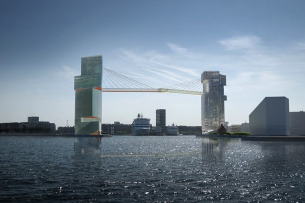 THE COPENHAGEN BRIDGE (photos)