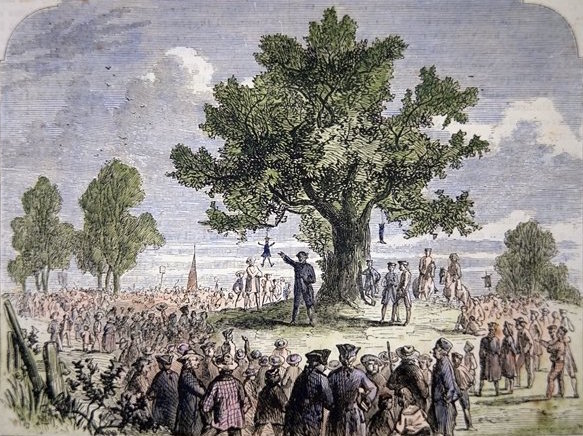 THE LIBERTY TREE (article)