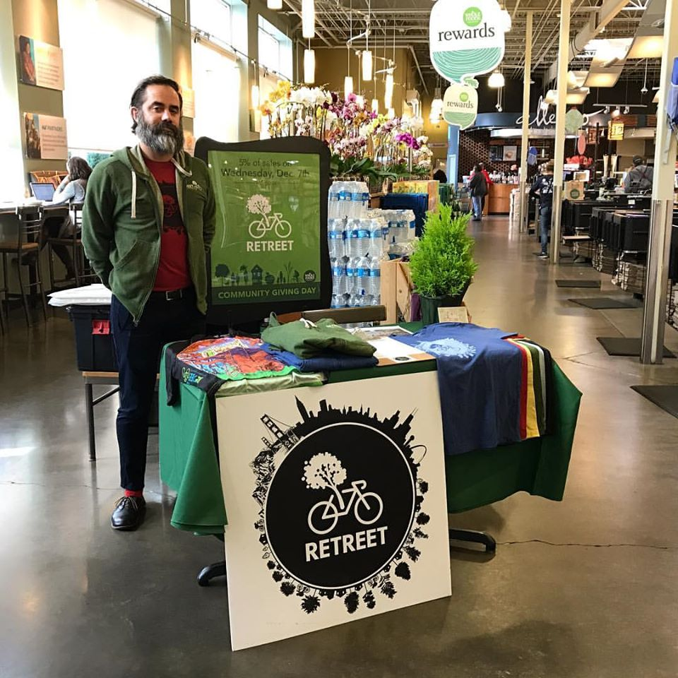 5% GIVING DAY AT WHOLE FOODS MARKET - LAKEWOOD