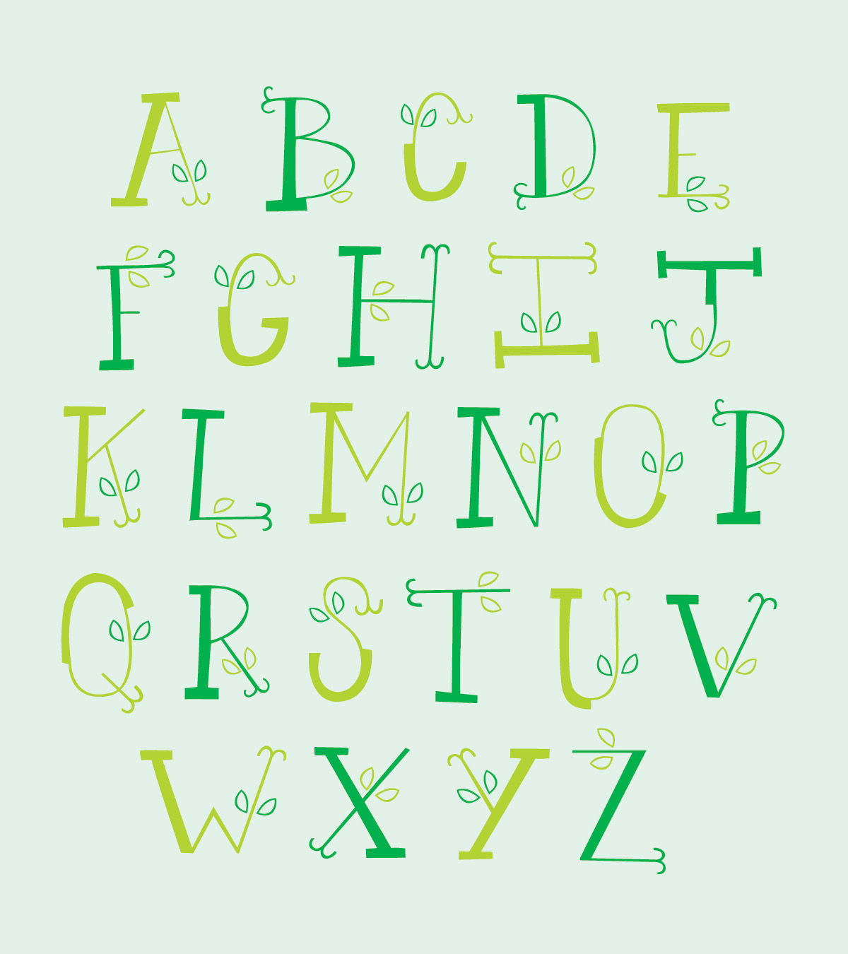 Leafy Typeface.jpg