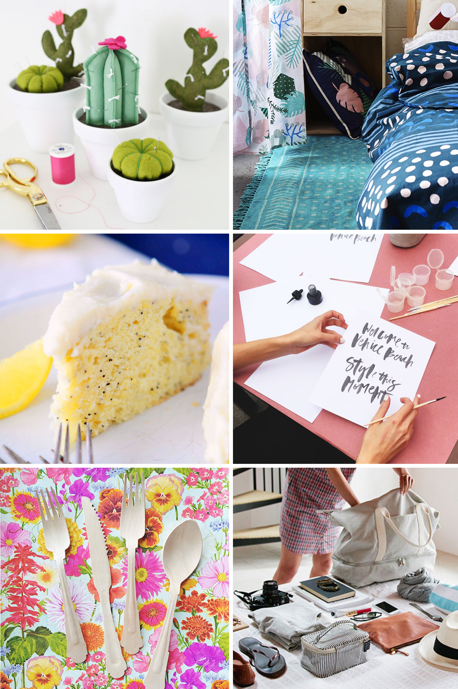 Letters Are Lovely | July Around the Web