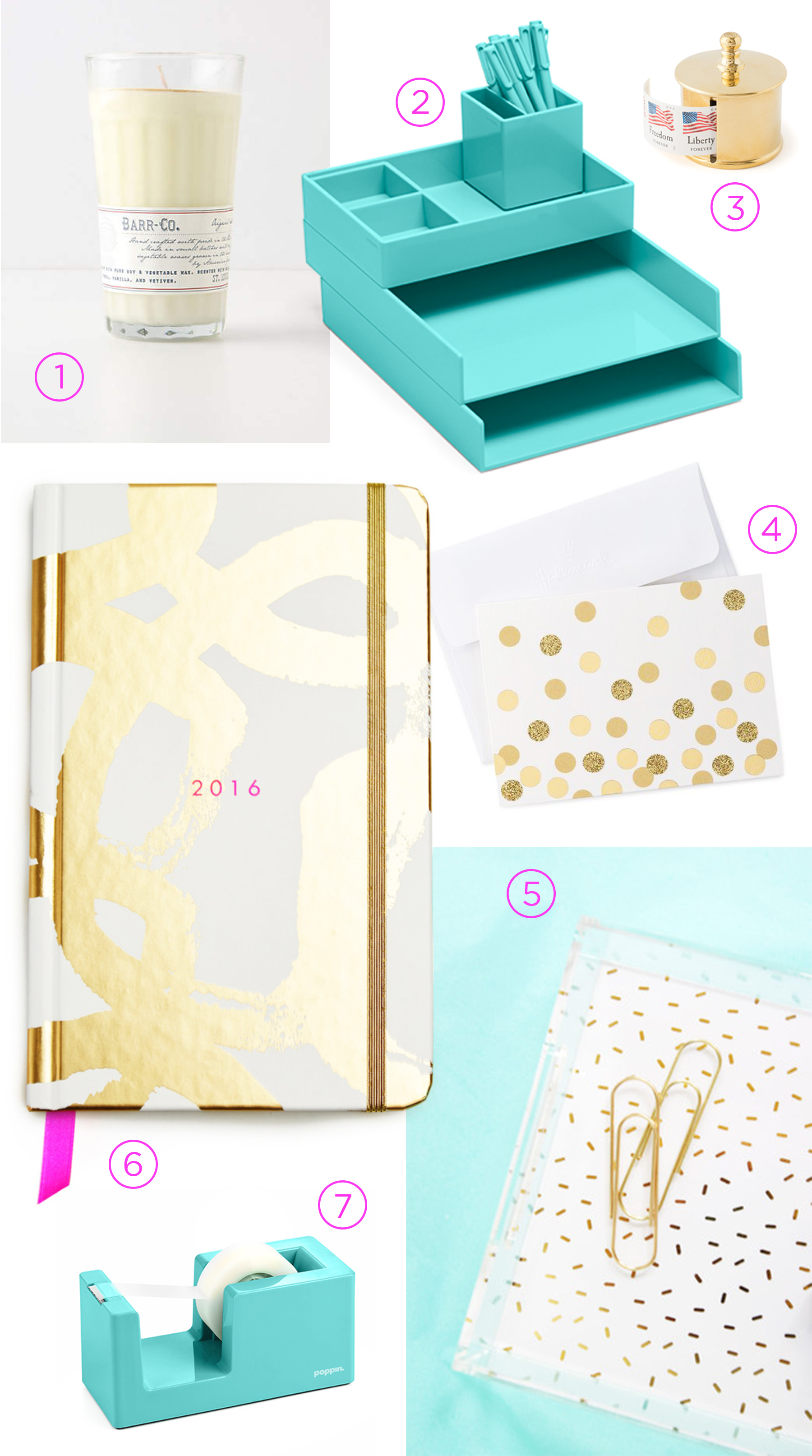 Letters Are Lovely | Back To School 9-5 Style