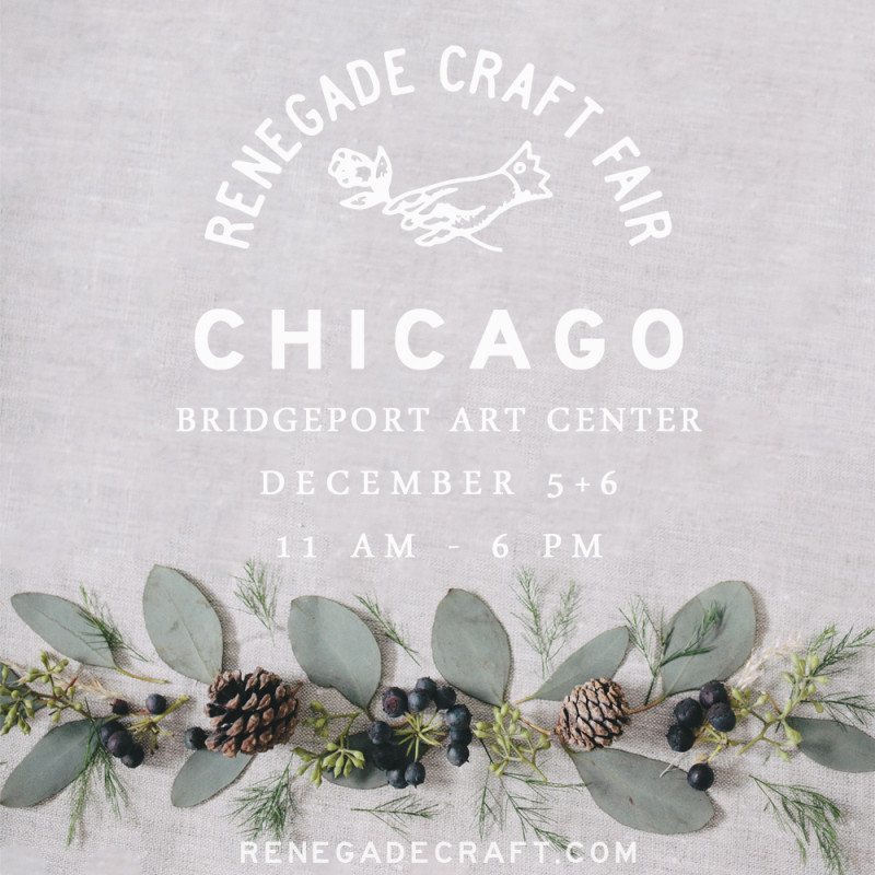 Letters Are Lovely | Renegade Craft Fair Favorites
