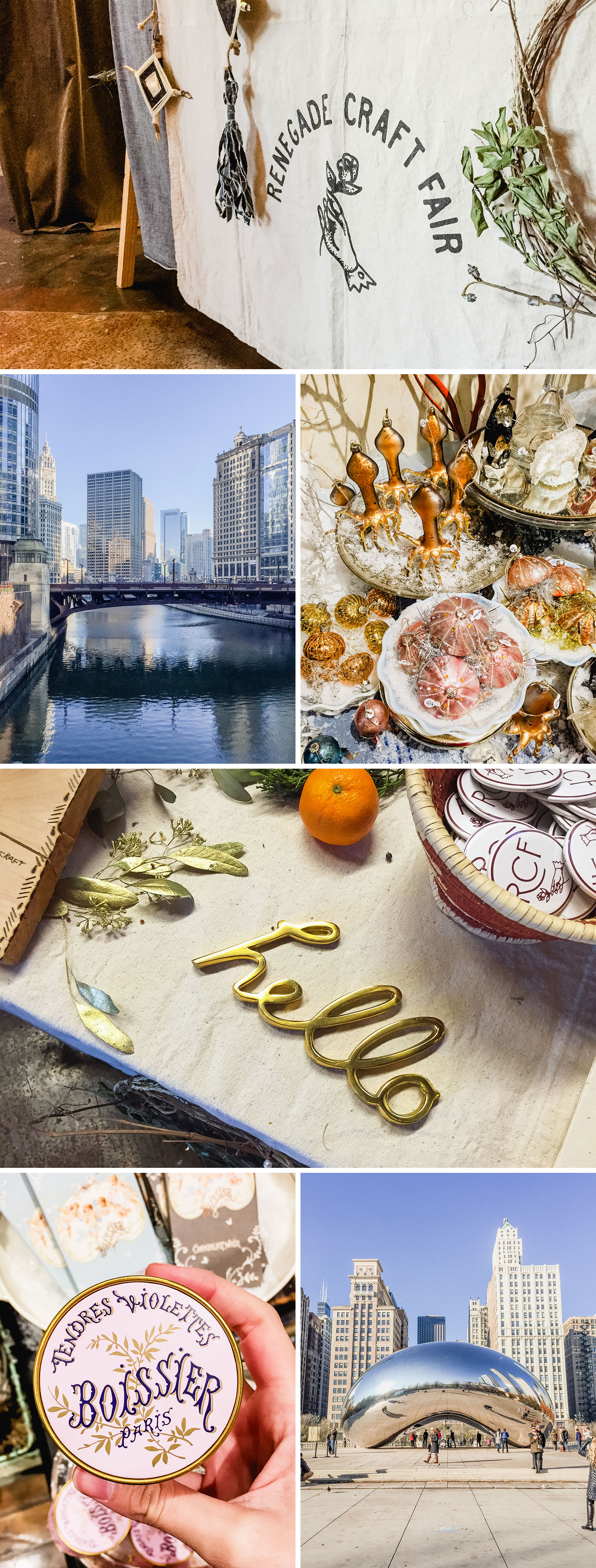Letters Are Lovely | Chicago Days Three & Four