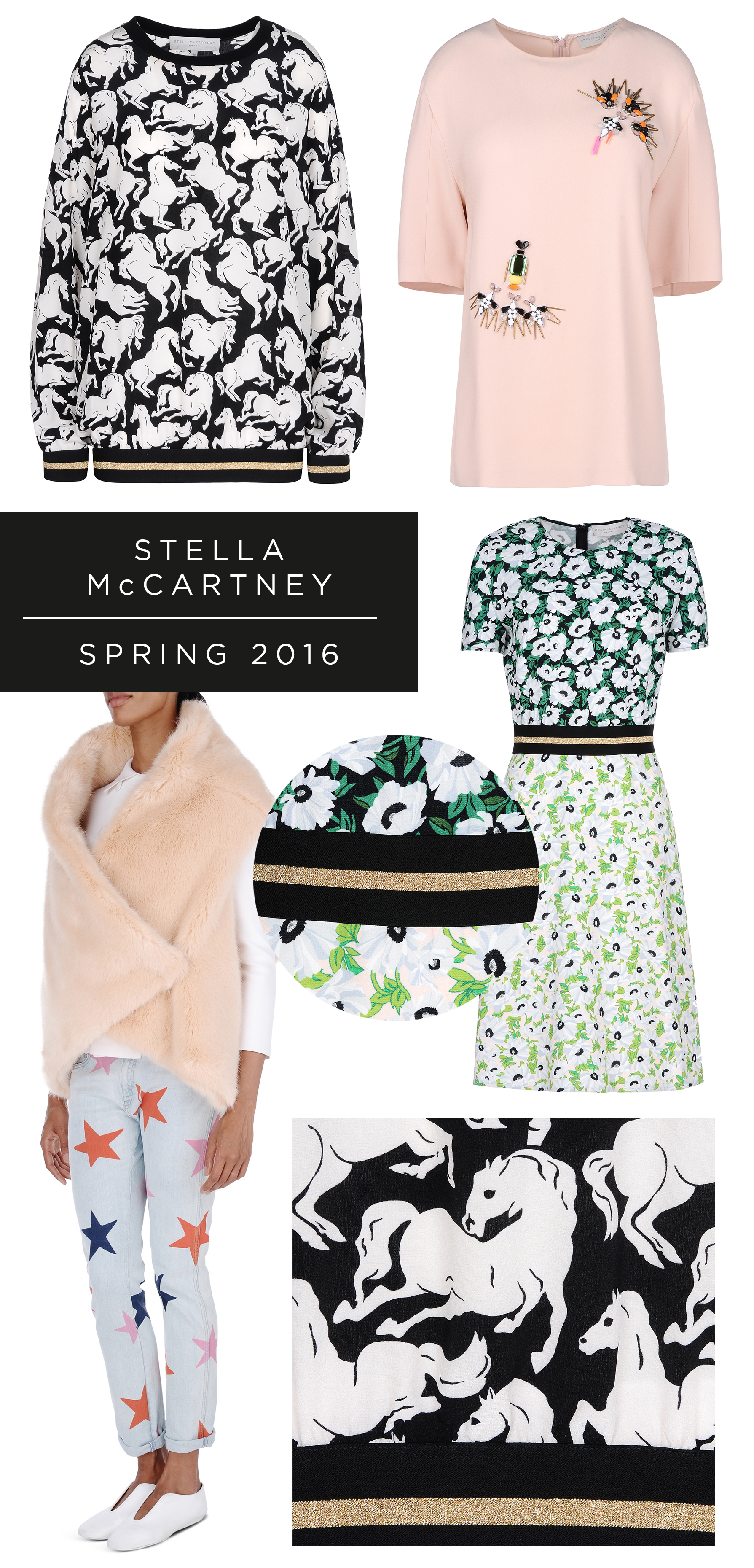 Letters Are Lovely | Stella McCartney Spring 2016