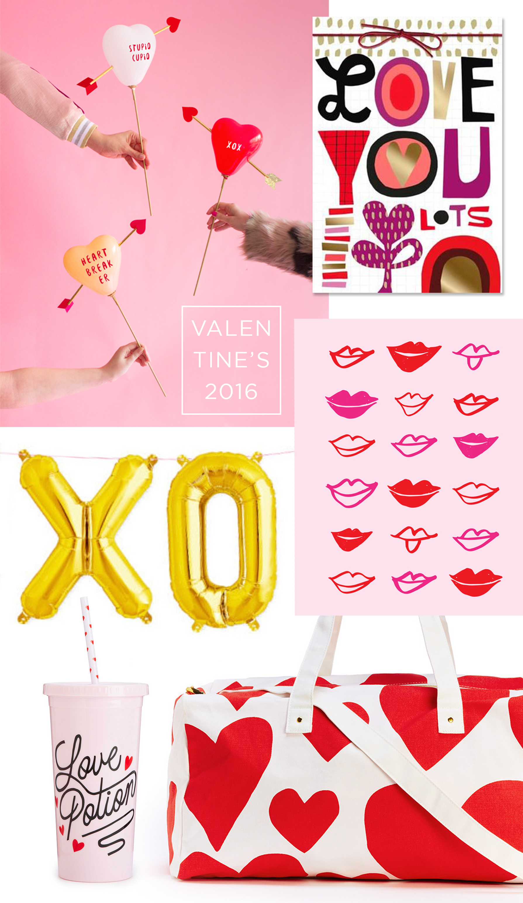 Letters Are Lovely | Valentine's Day 2016