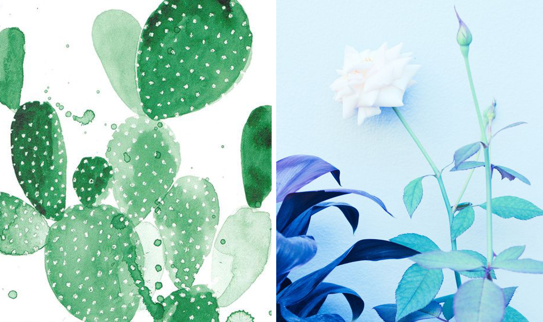 Letters Are Lovely | Diptychs 4