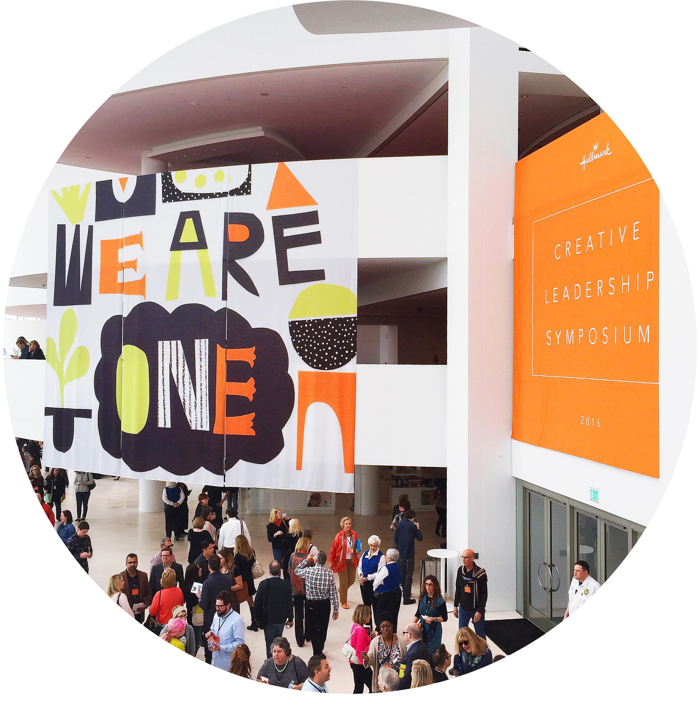 Letters Are Lovely | Hallmark's Creative Leadership Symposium