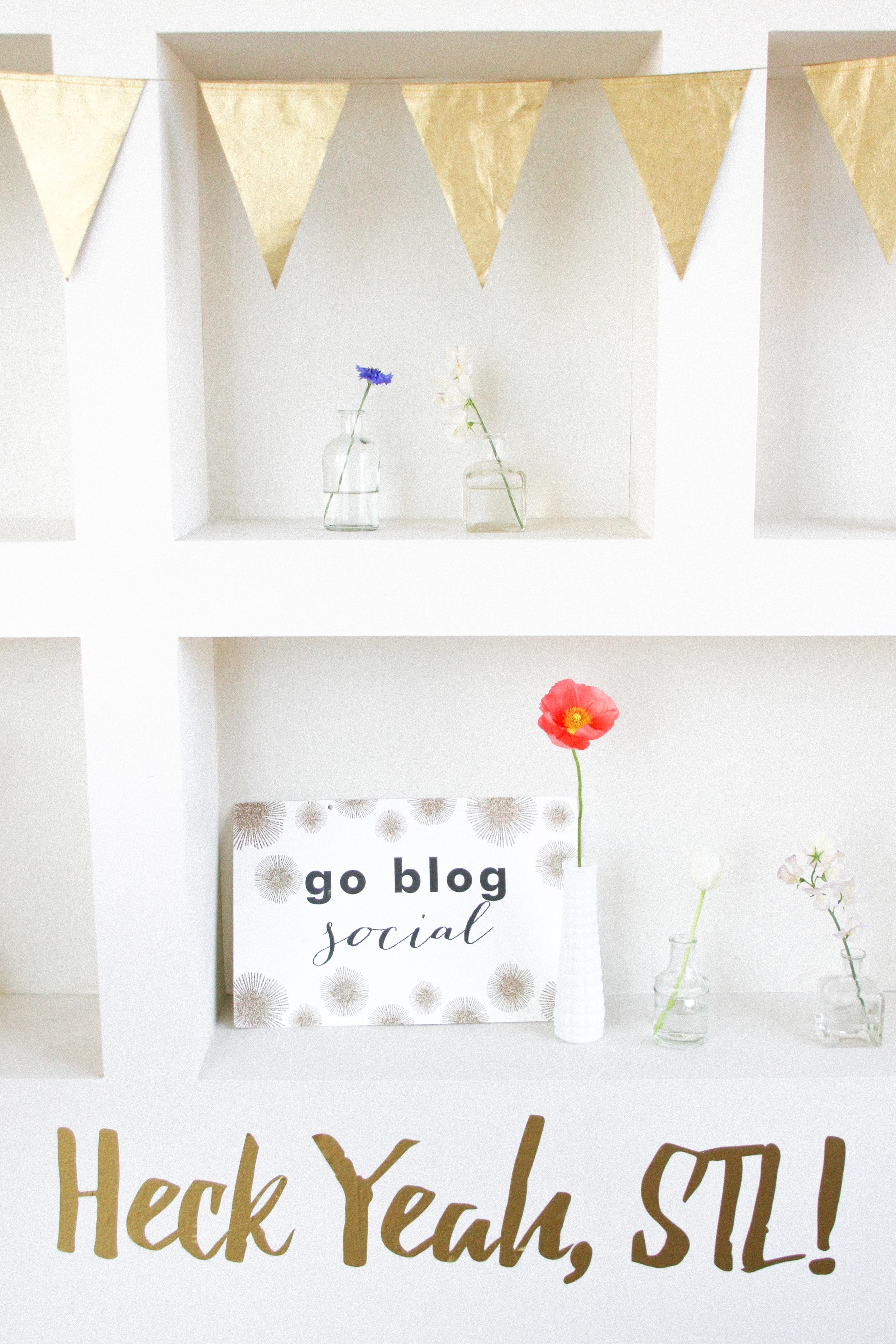 Letters Are Lovely | Go Blog Social STL