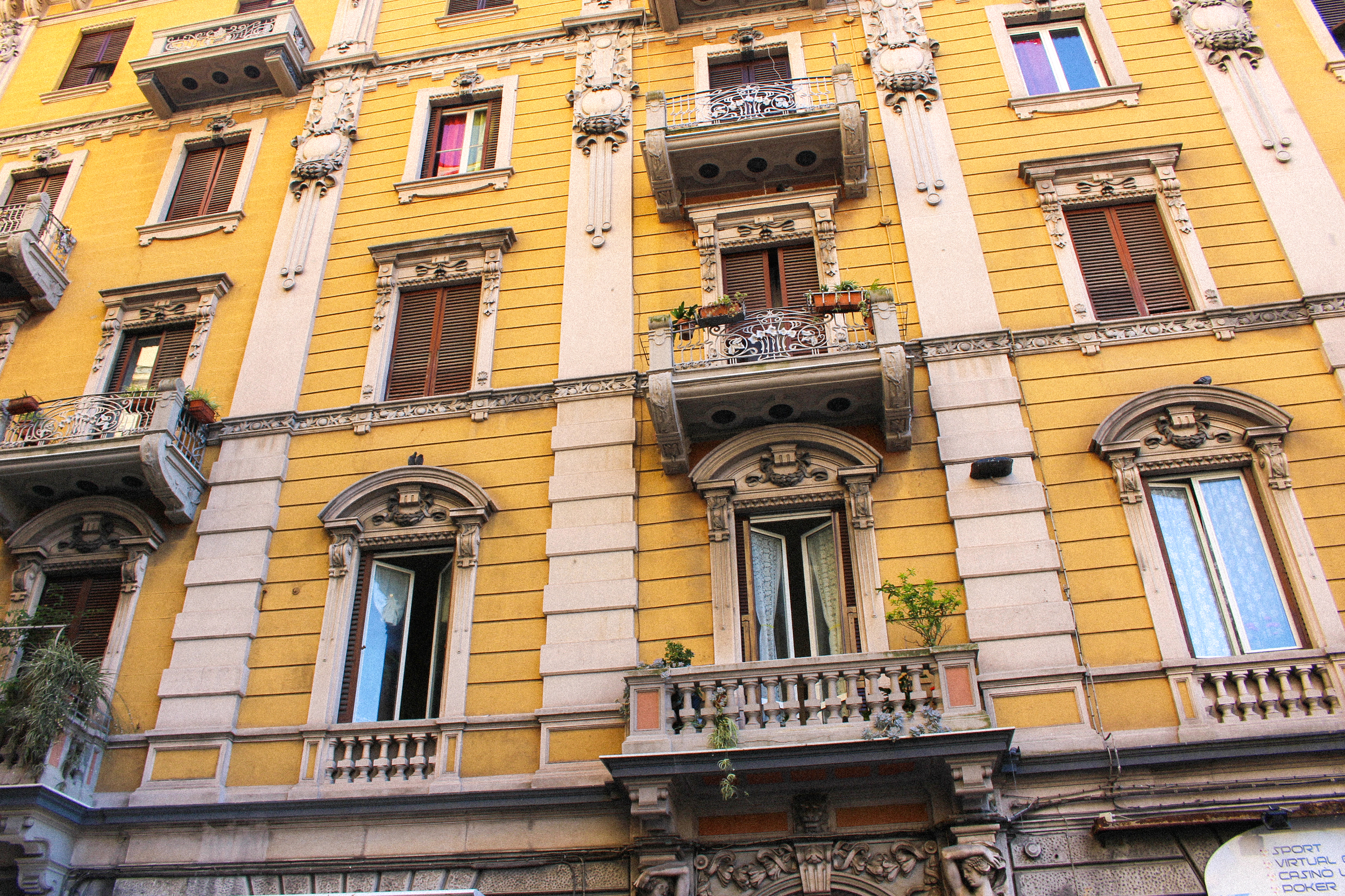 Letters Are Lovely | La Spezia, Italy