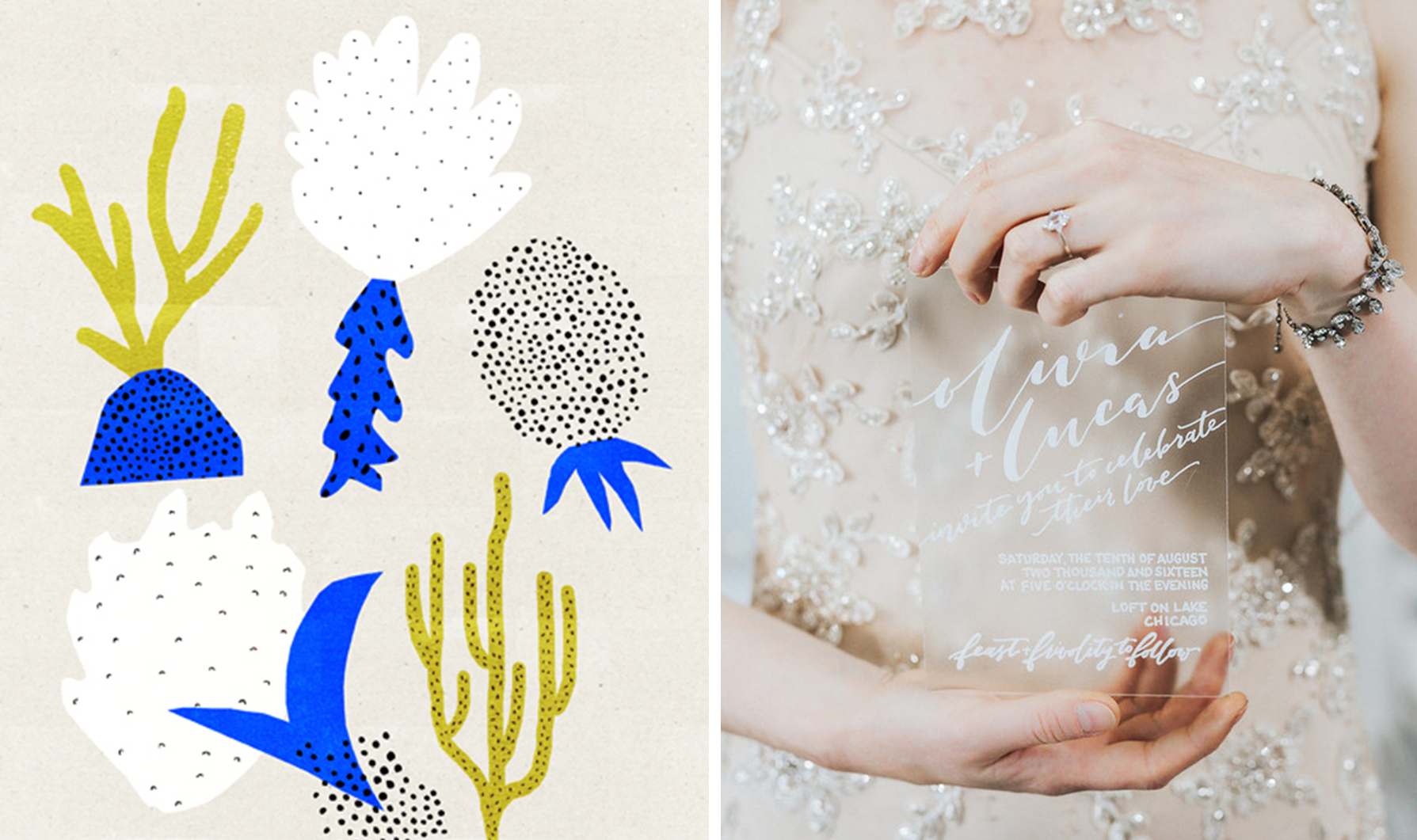 Letters Are Lovely | Diptychs 7
