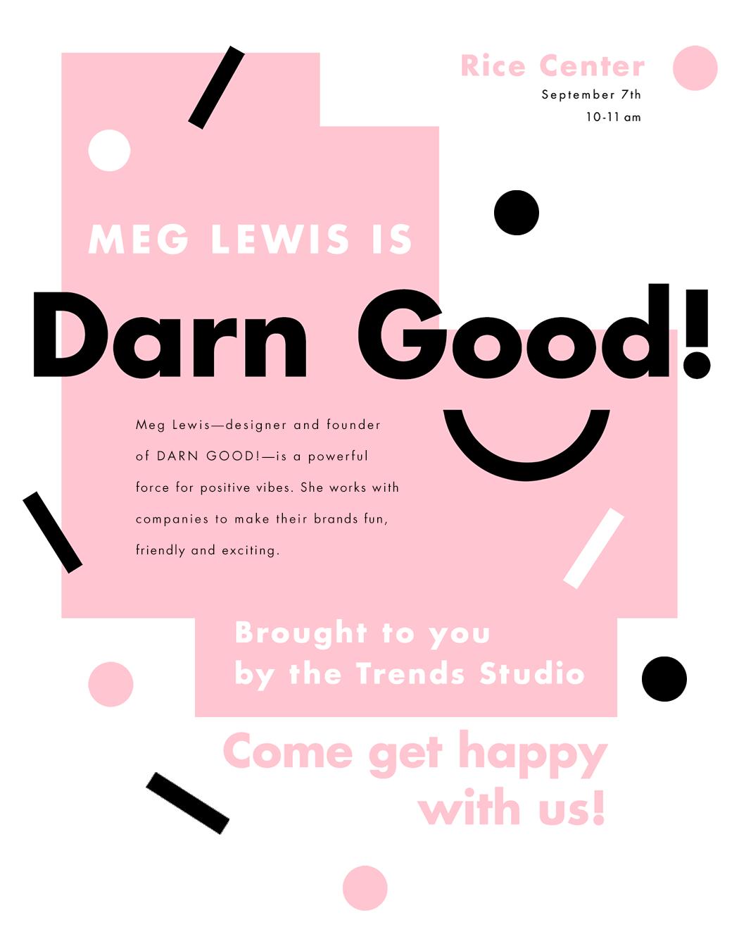Letters Are Lovely | Meg Lewis Speaks at Hallmark