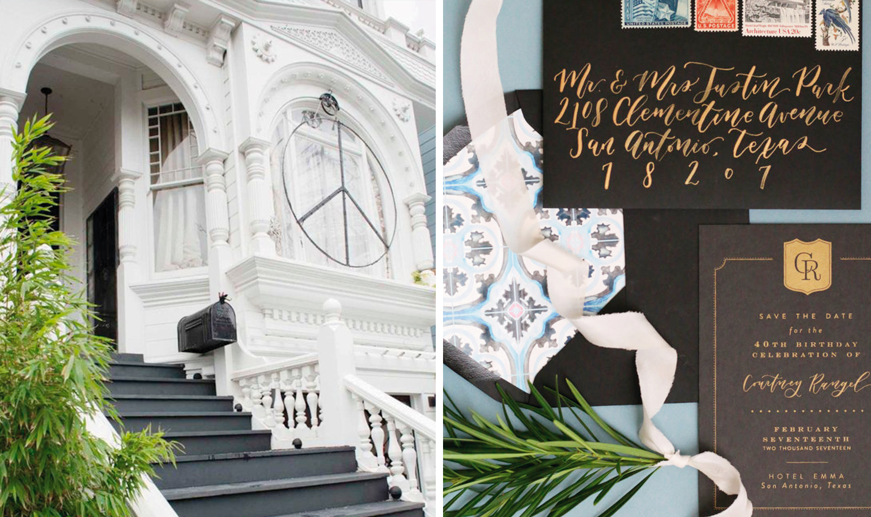 Letters Are Lovely | Diptychs 9