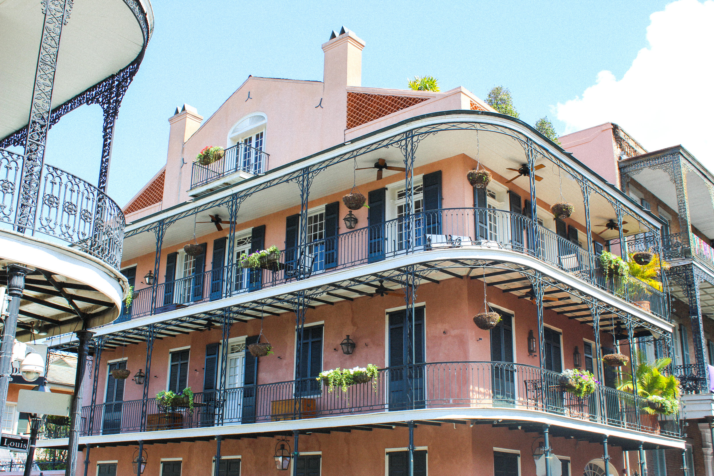 Letters Are Lovely | New Orleans: French Quarter