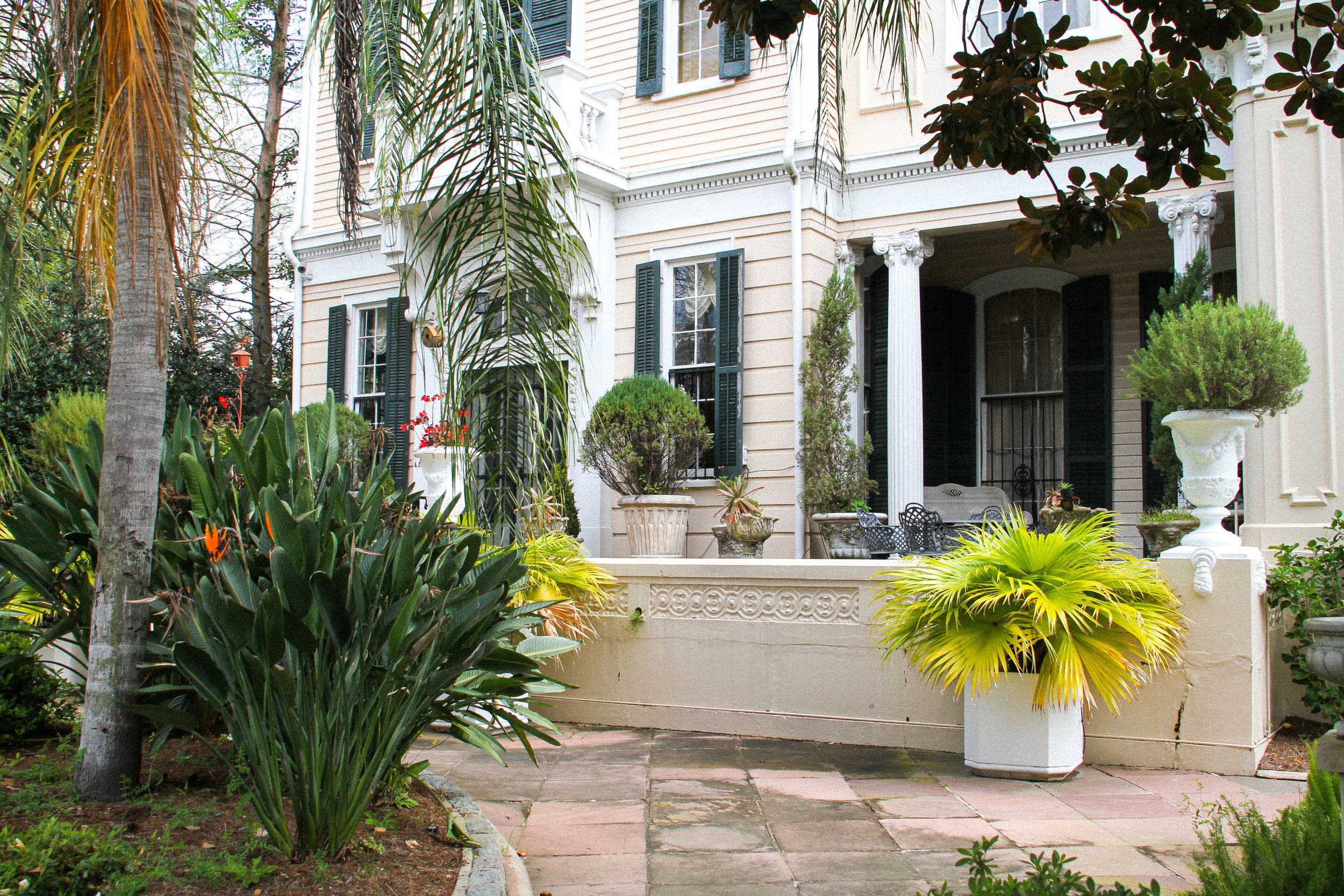 Letters Are Lovely | New Orleans: The Garden District